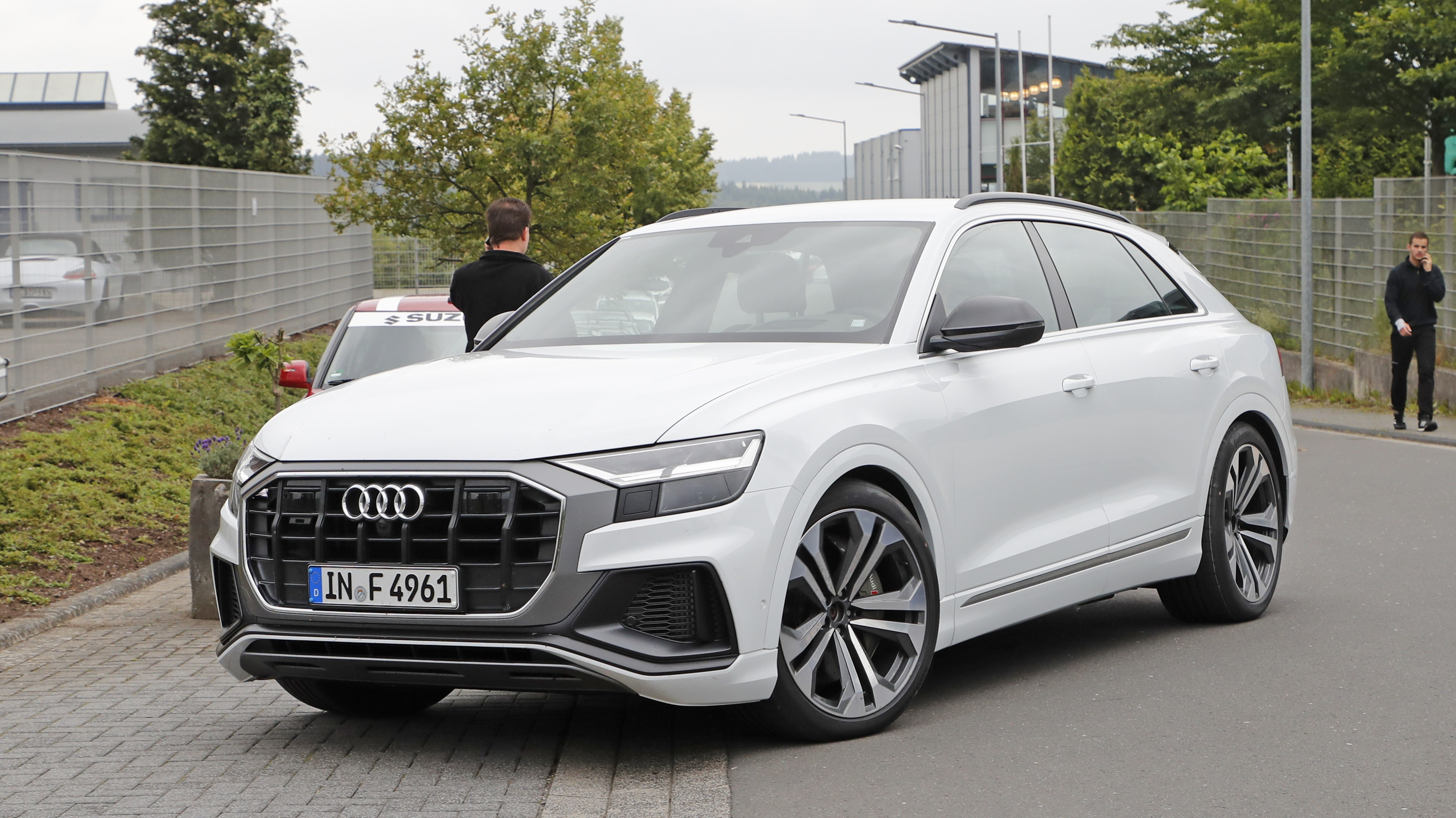 2019 Audi SQ8 | Top Speed