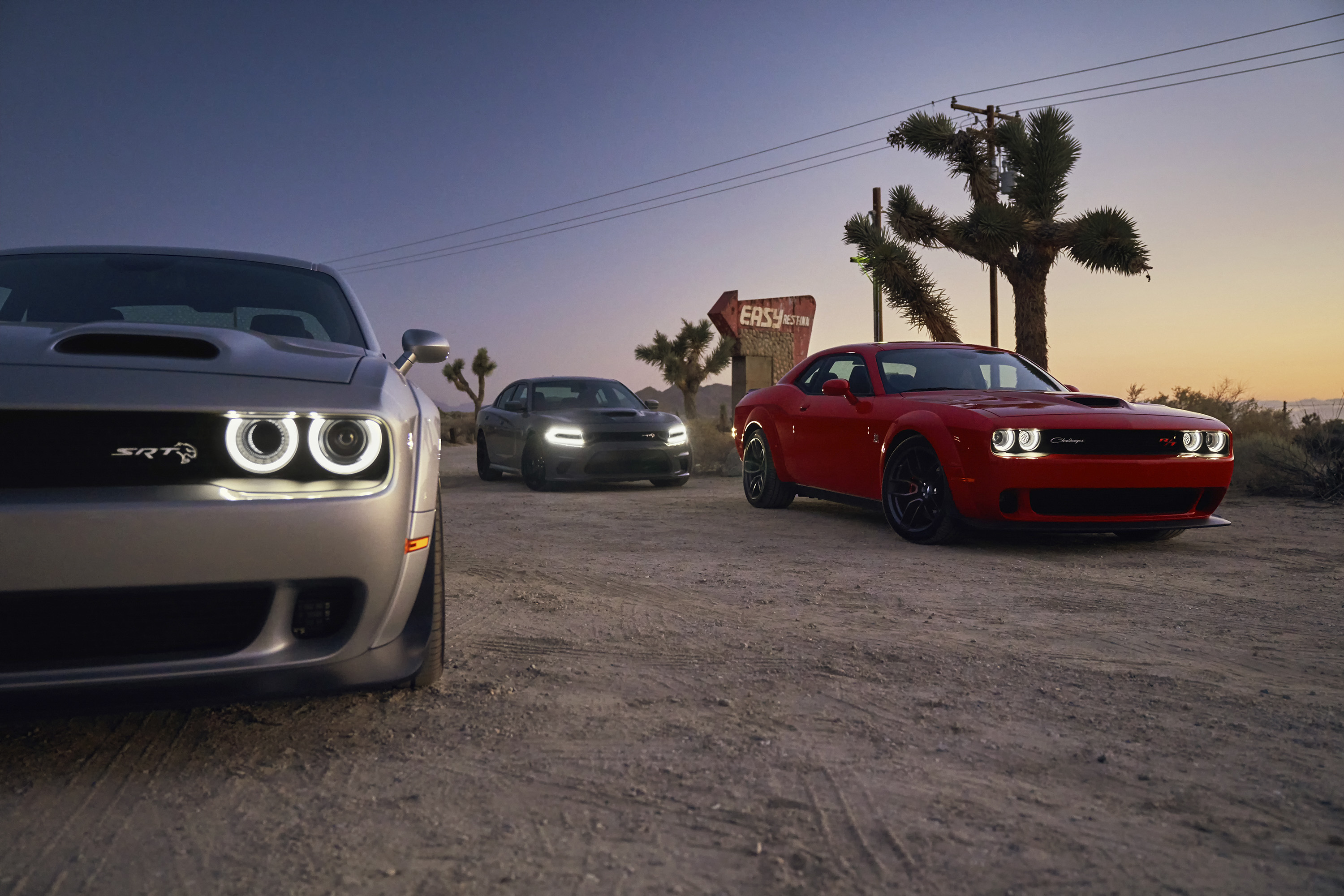 Wallpaper Of The Day 2019 Dodge Challenger SRT Hellcat Redeye