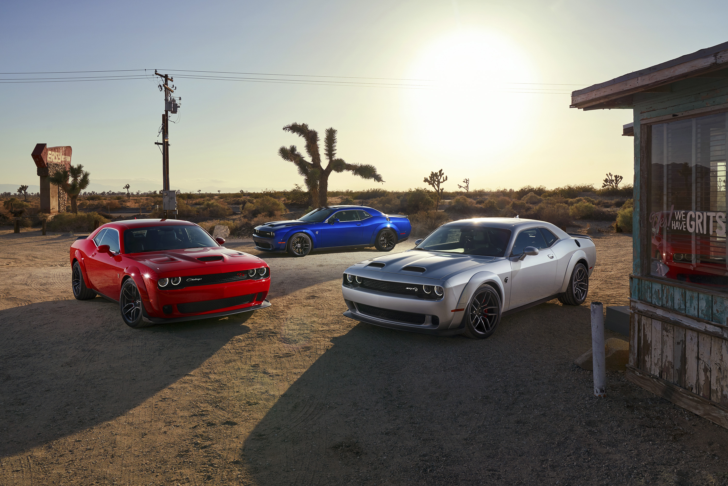 Wallpaper Of The Day 2019 Dodge Challenger Srt Hellcat Redeye Top Speed