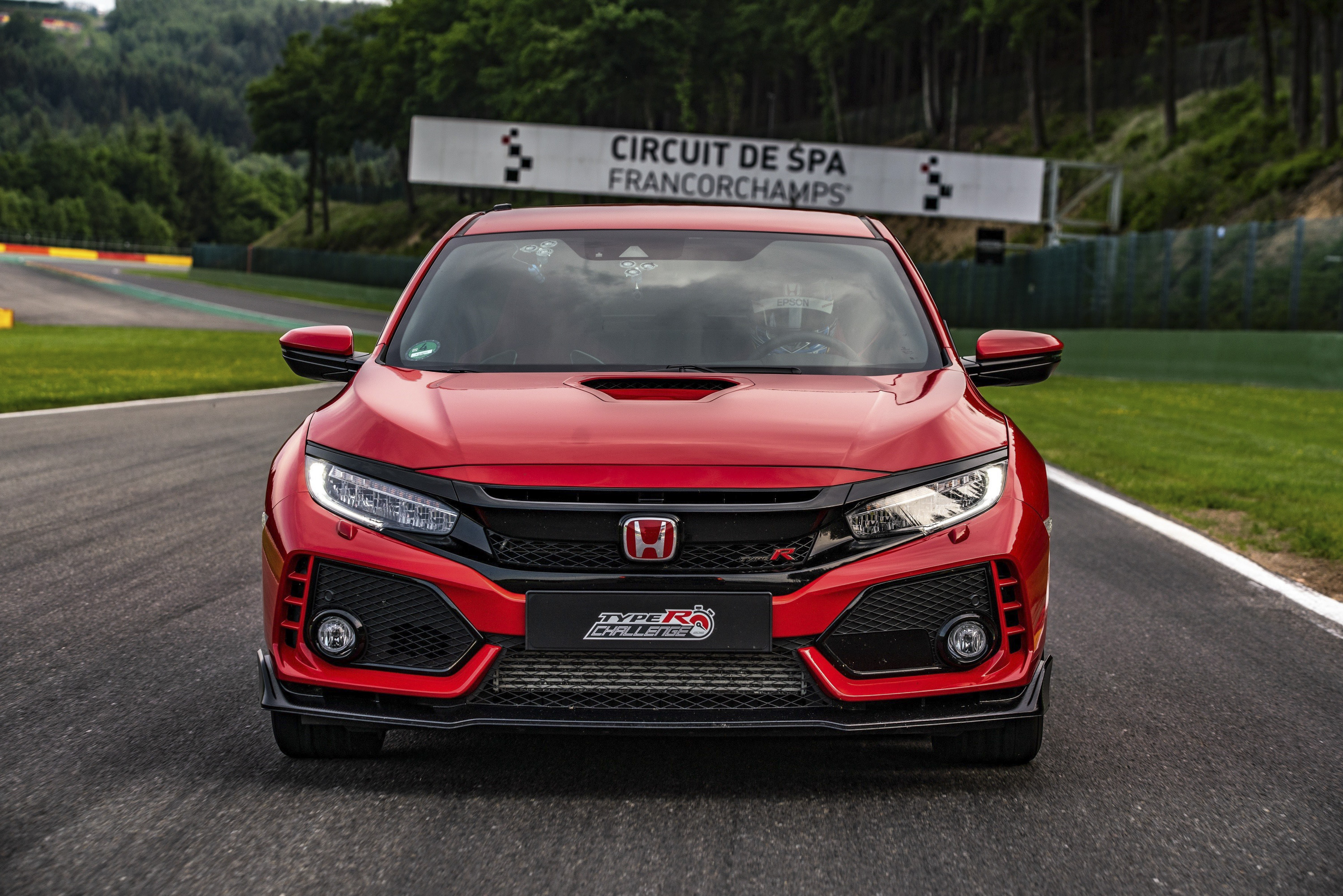 Honda Civic Type R Sets Lap Record At Spa-Francorchamps | Top Speed. »