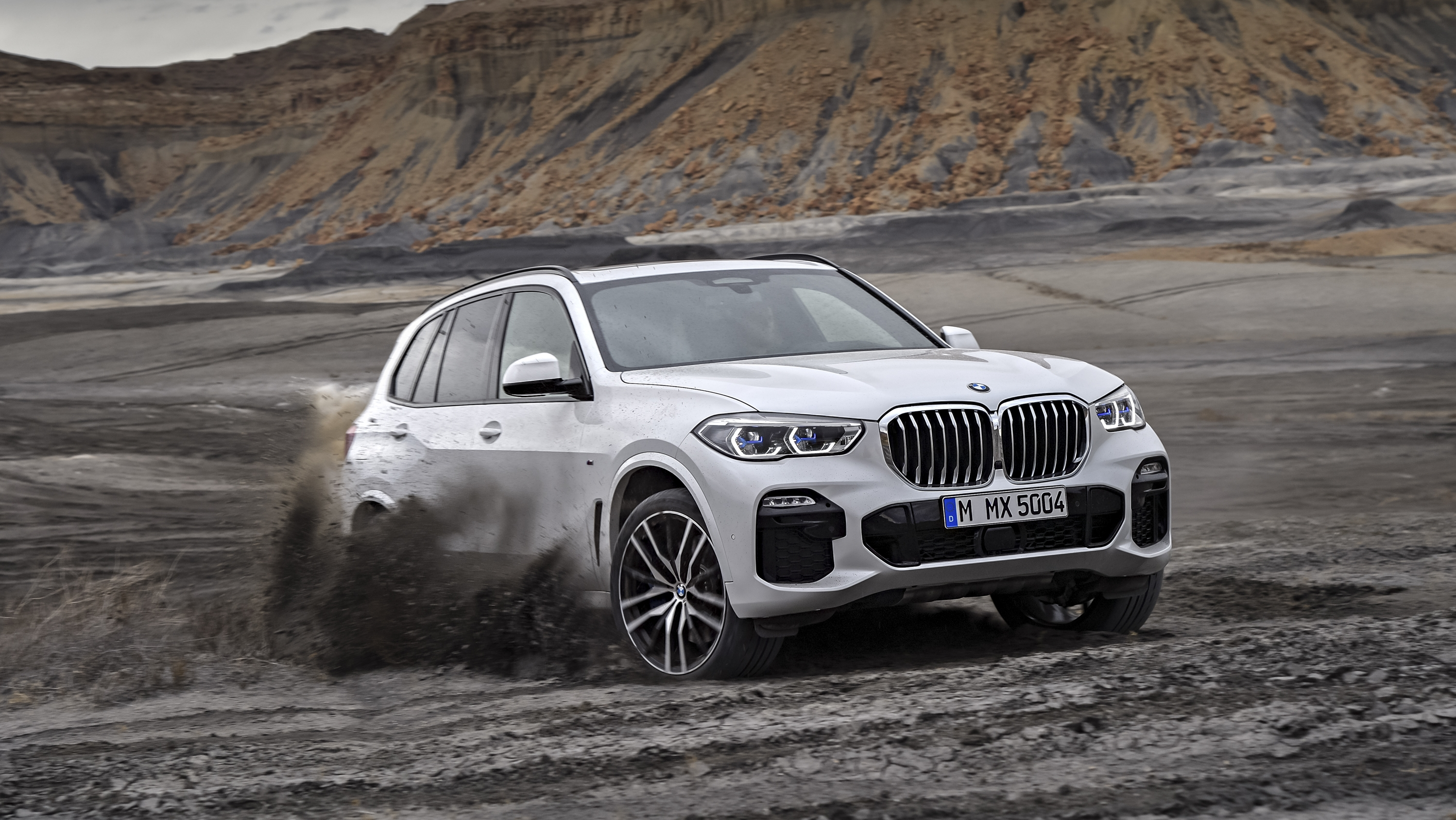 Is The Bmw X5 Really Suitable For Towing Or Going Off Road