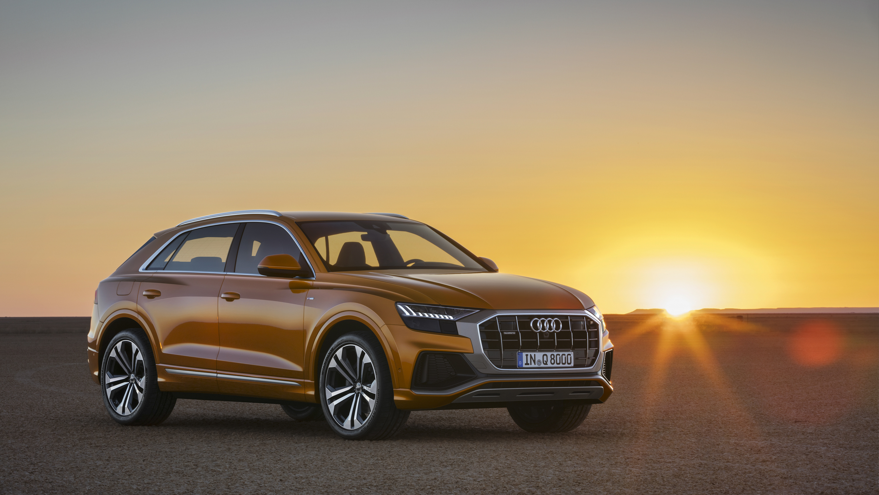 2019 Audi Q8 Top Speed