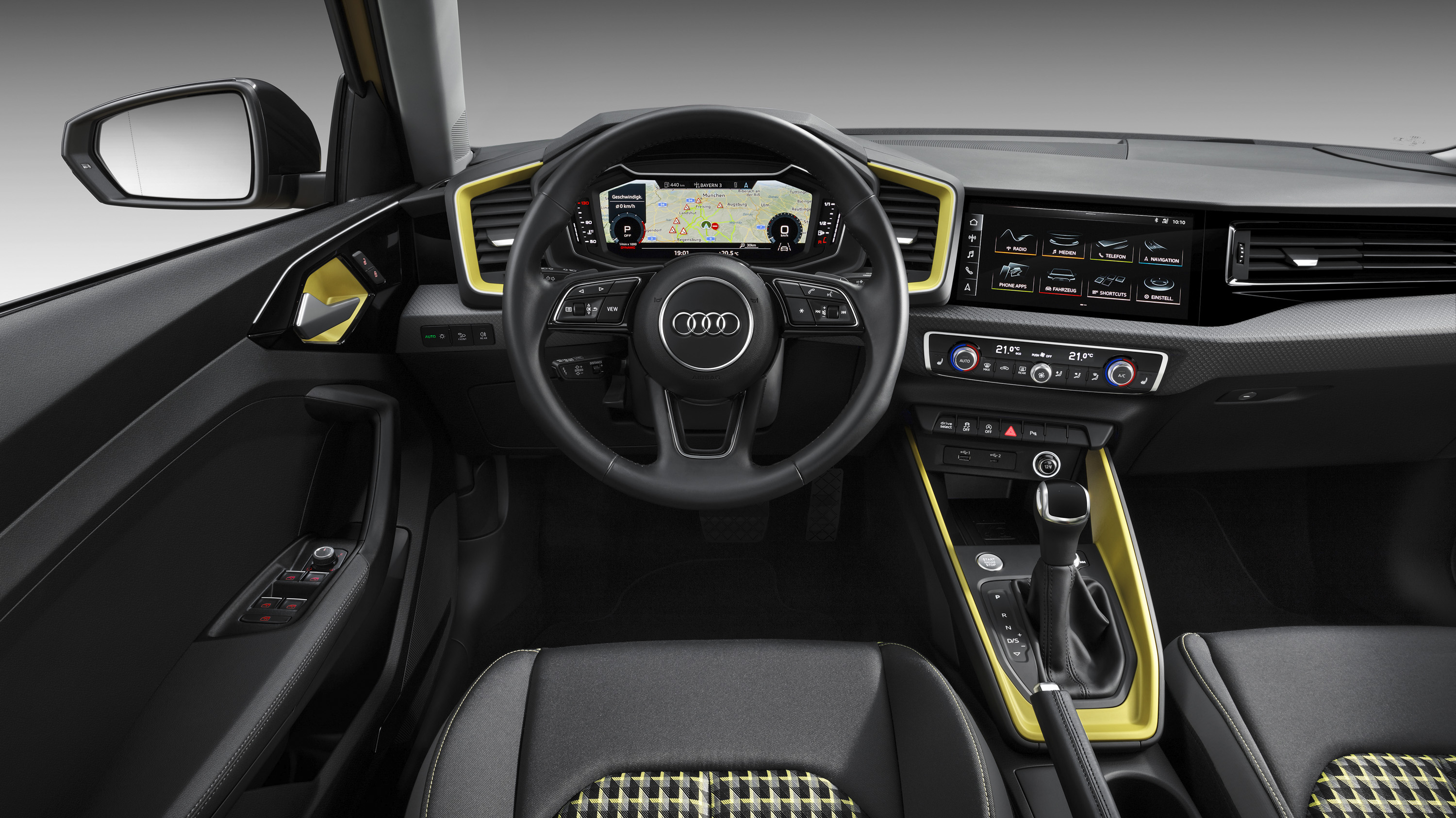 2020 Audi A1 Allroad | Top Speed