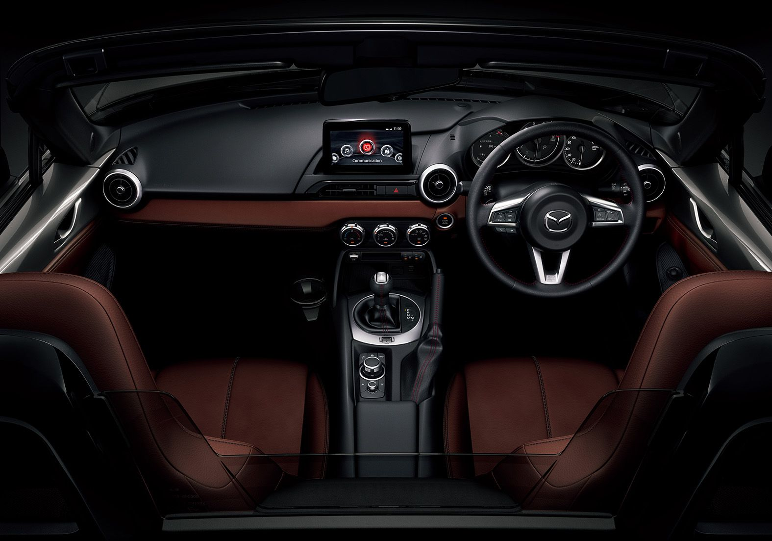 The 2019 Mazda MX-5 Miata To Come With More Power And Higher