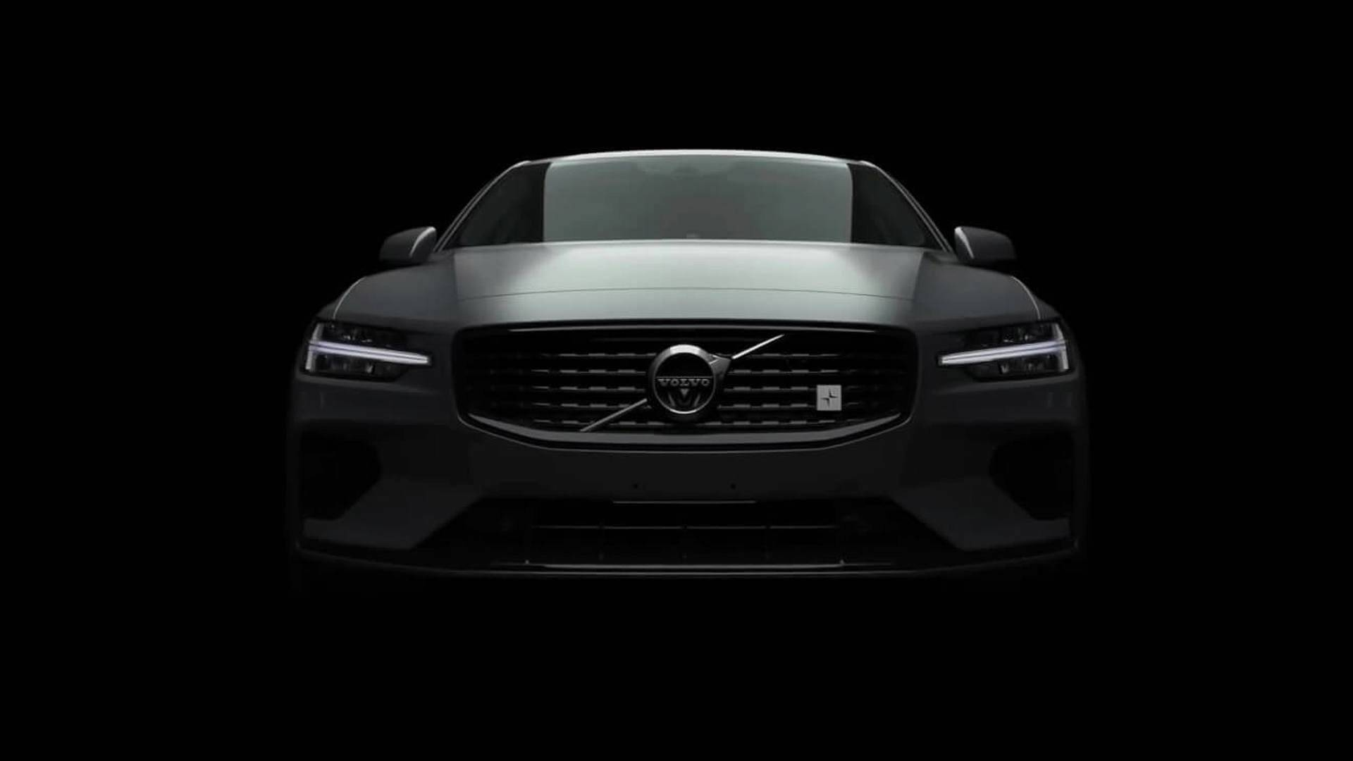 Volvo Teases The New S60 Polestar Days Before Its Debut Top Speed
