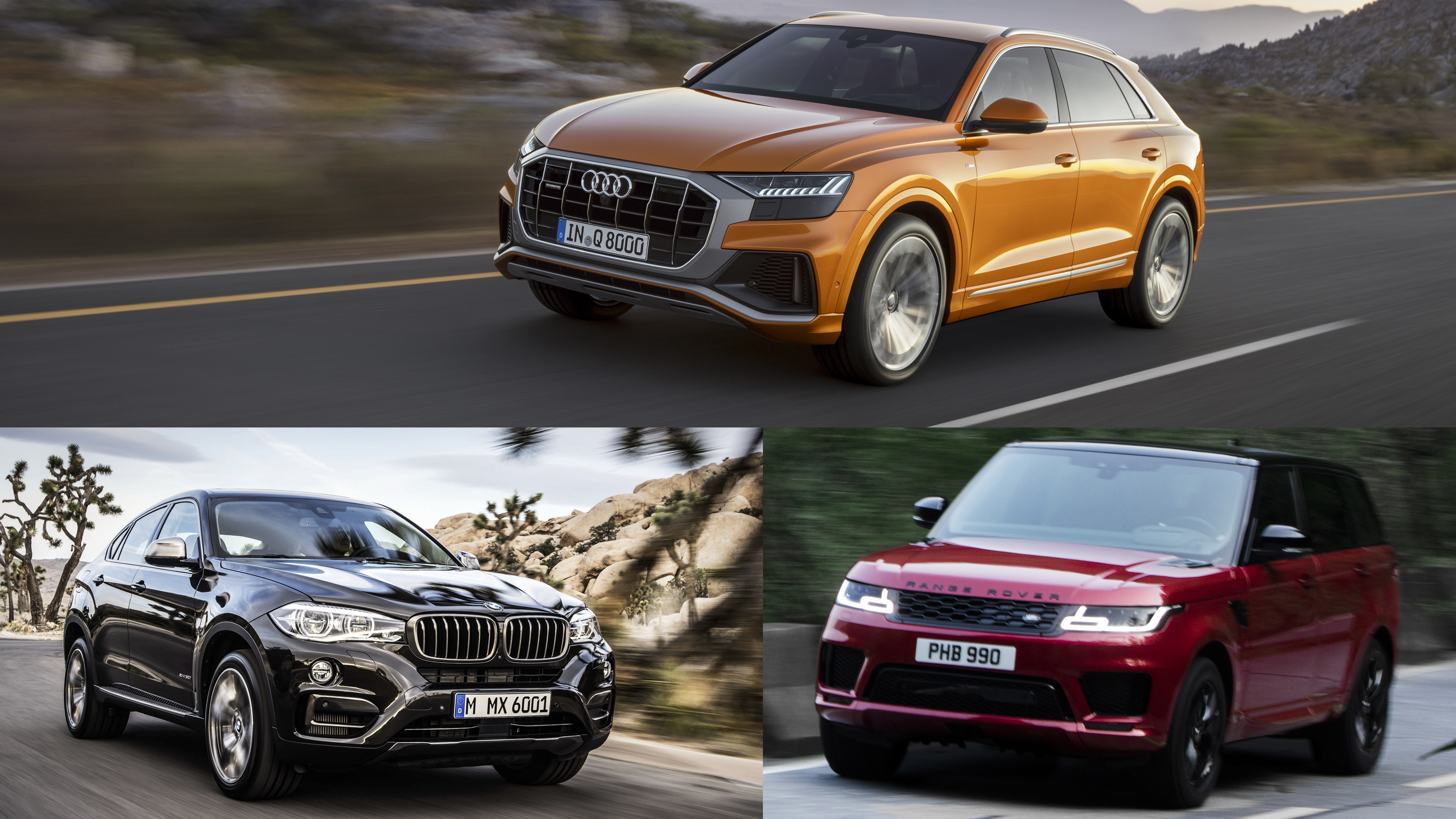 Which Is Better: The Audi Q11, The BMW X11, Or The Range Rover ... | what car is better audi or bmw