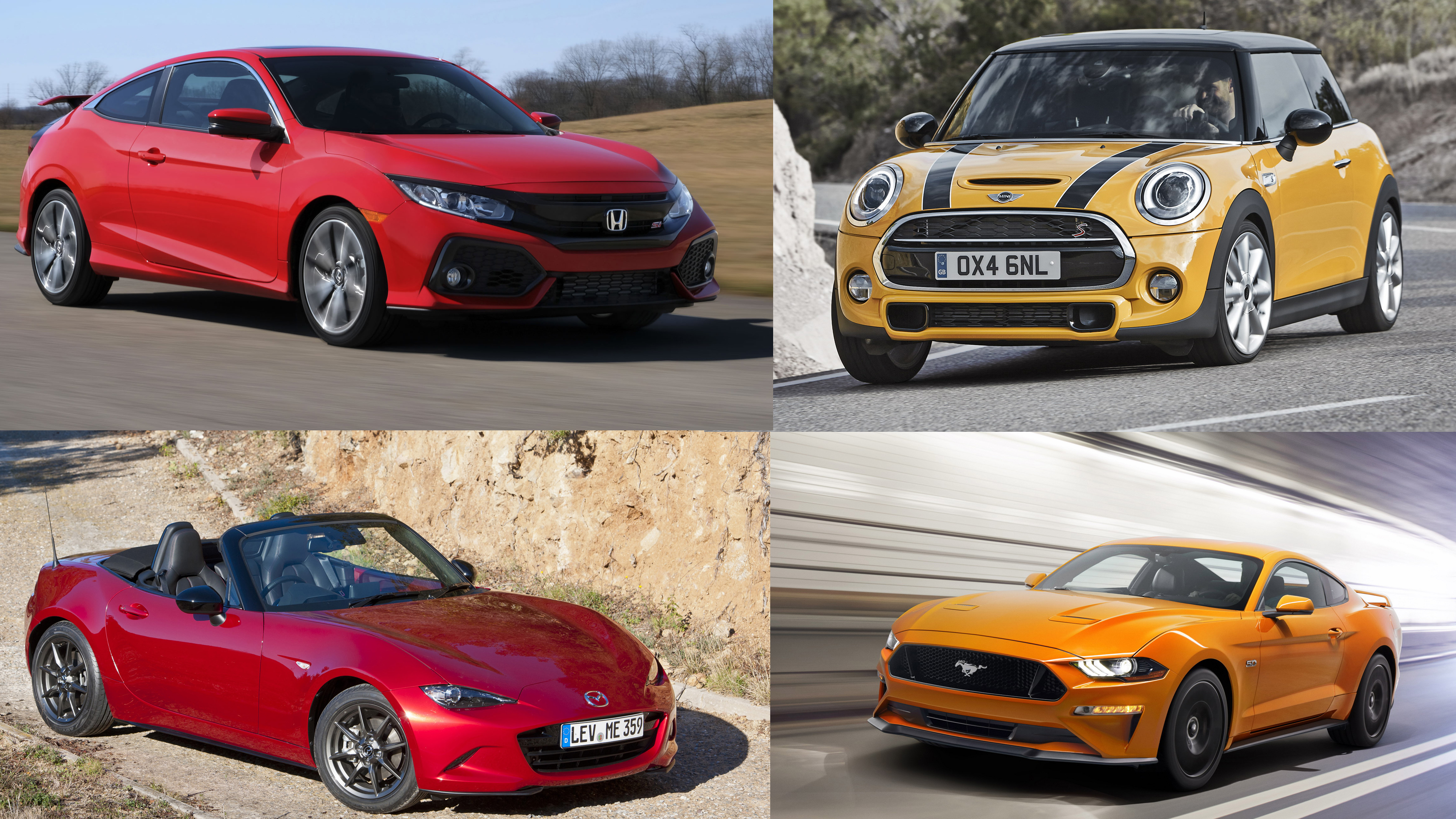 2019 year for girls- Top 10 affordable stylish cars