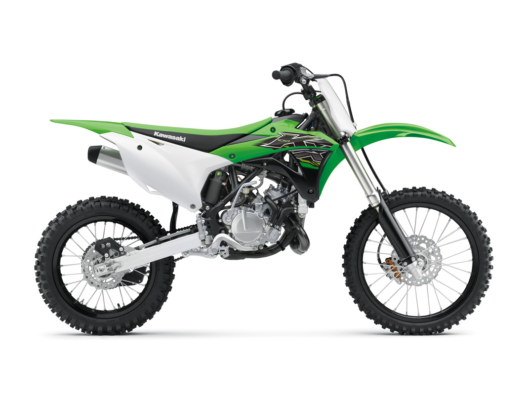2017 - 2018 Kawasaki KX 100 | Top Speed