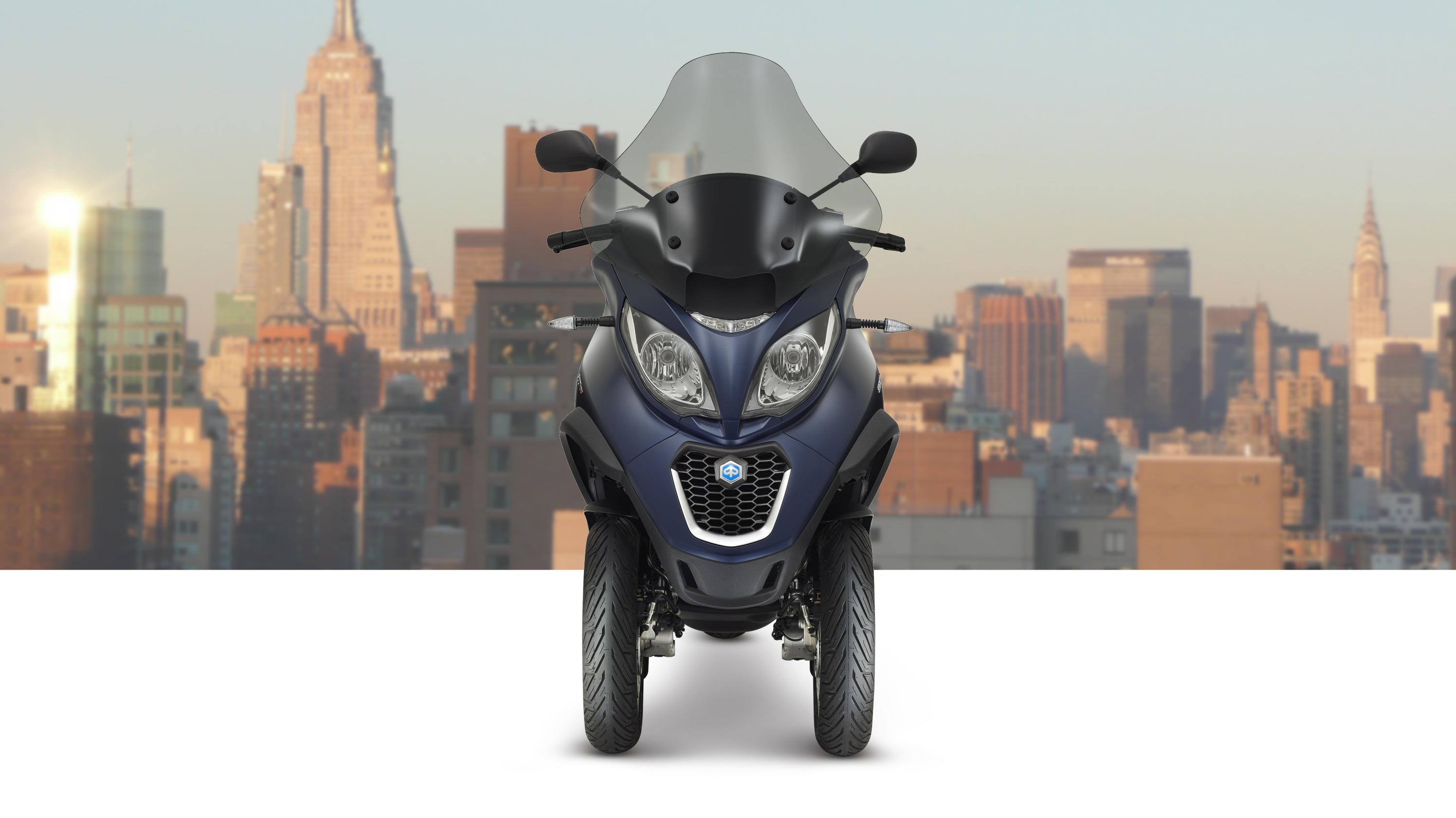 2018 Piaggio MP3 500 HPE Business | Top Speed