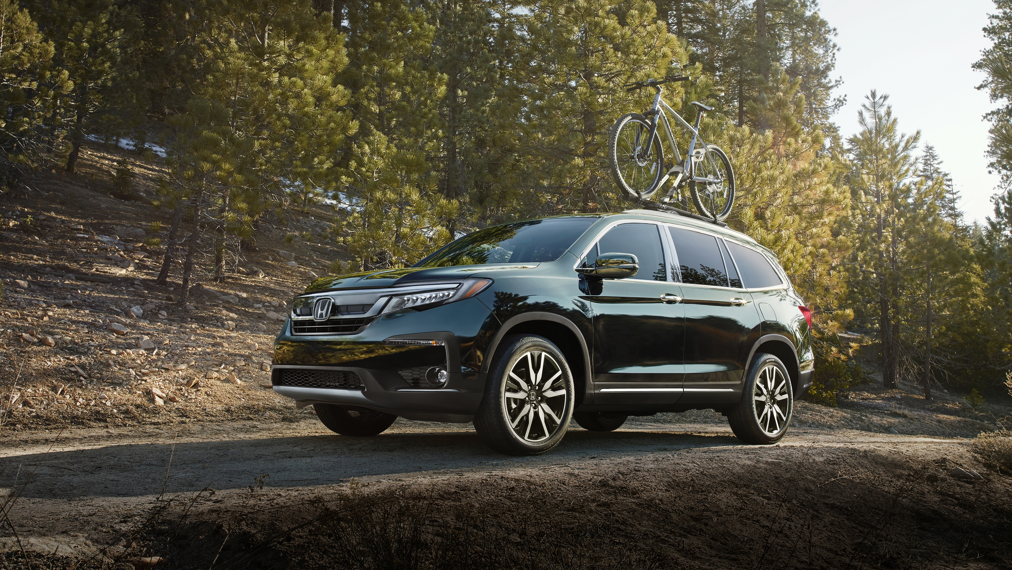 As The Only 8 Passenger SUV In Segment Honda Pilot Discovered A Dedicated Base Of Customers On US Market An Effort To Advance Their
