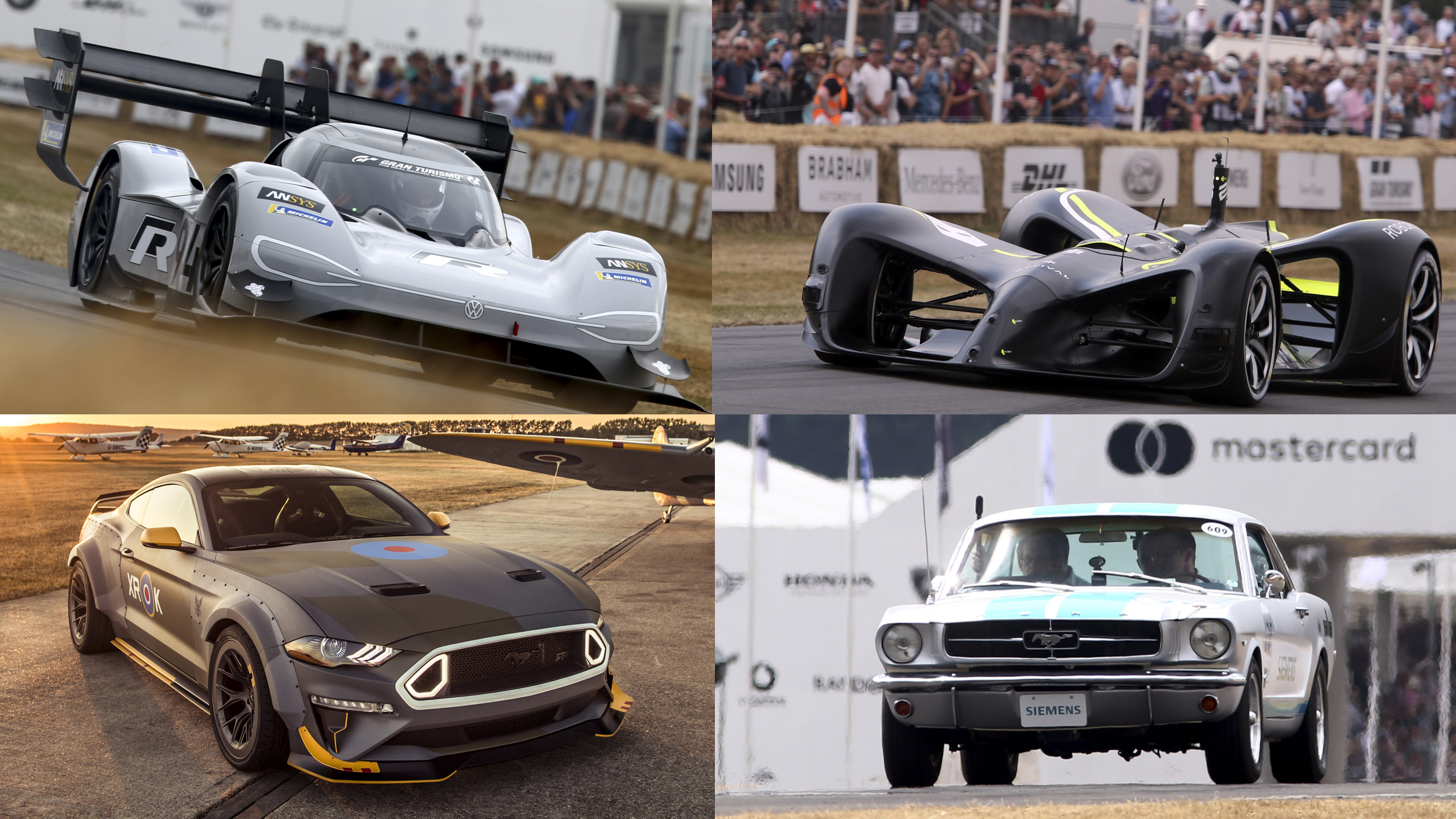 6 awe inspiring appearances at the 2018 goodwood festival of speed top speed. Black Bedroom Furniture Sets. Home Design Ideas