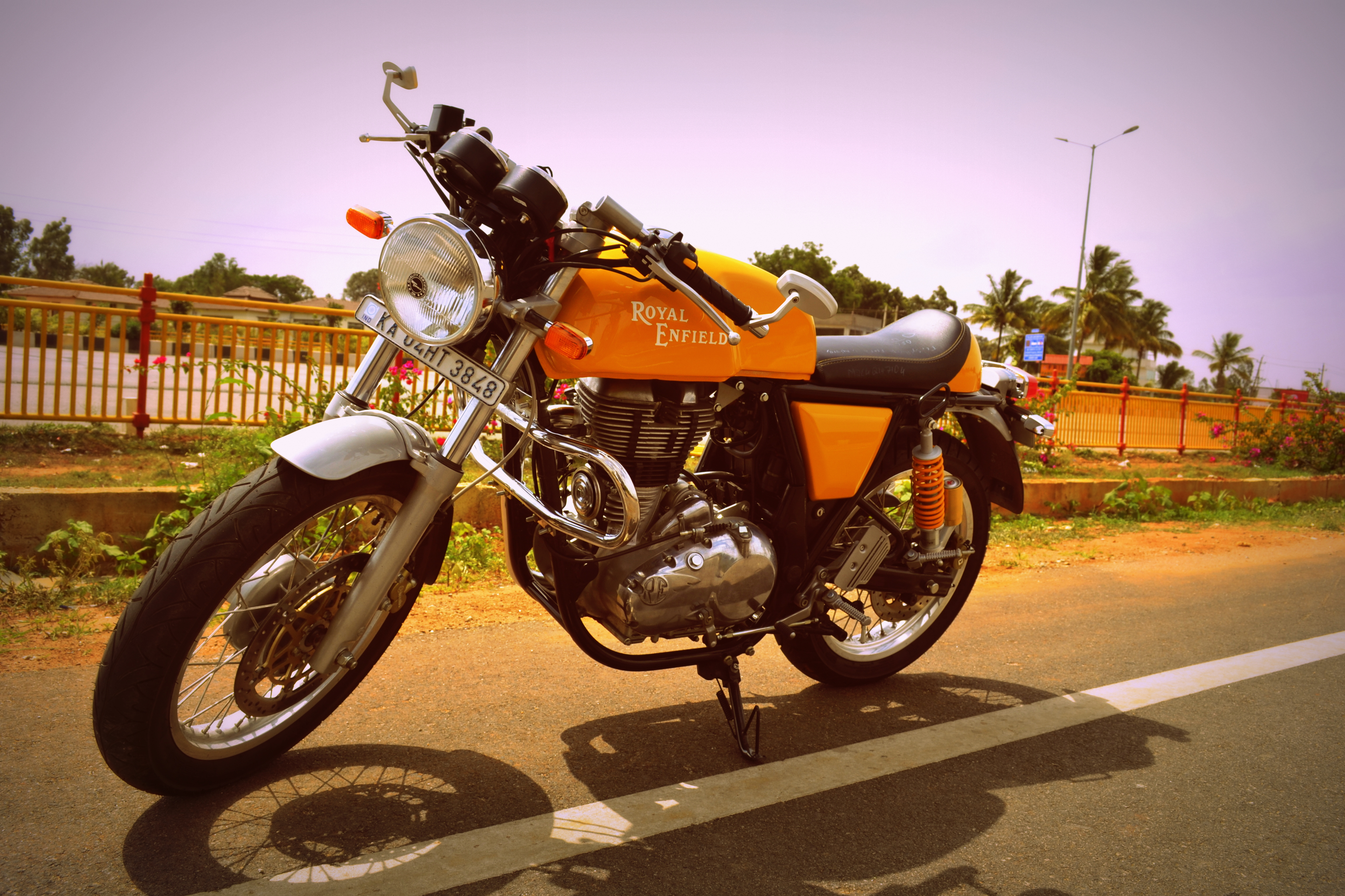 Royal Enfield Pulls The Plug For The Continental Gt 535 Pictures