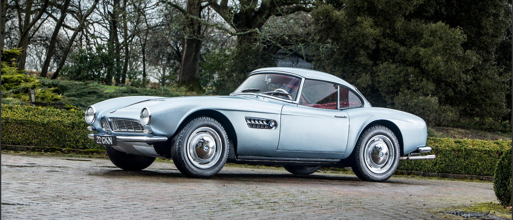 A Bmw 507 Brought In More Than 5 Million At The 2018