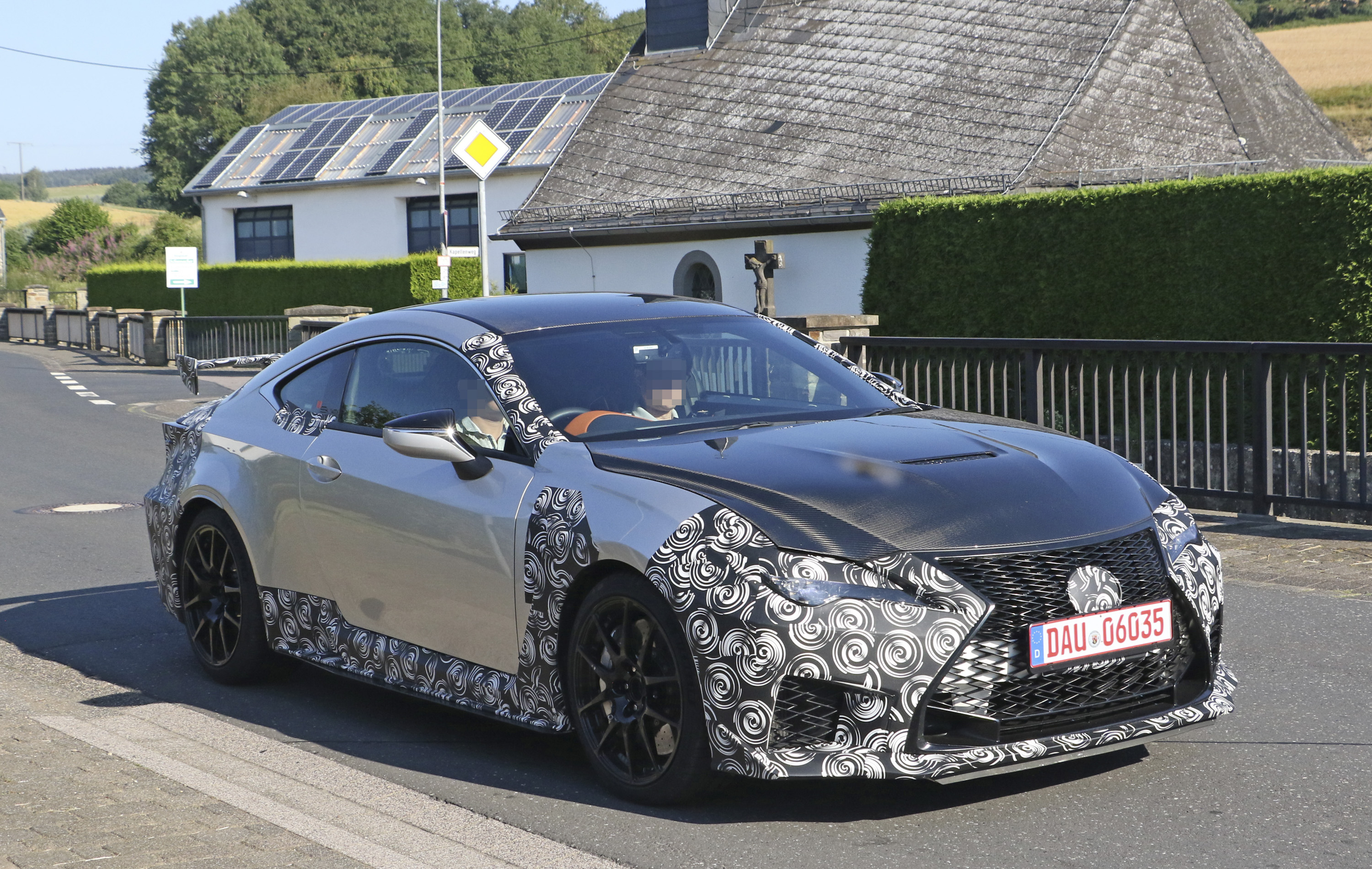 Lexus Could Bring Back The IS F In 2020 With A Strange