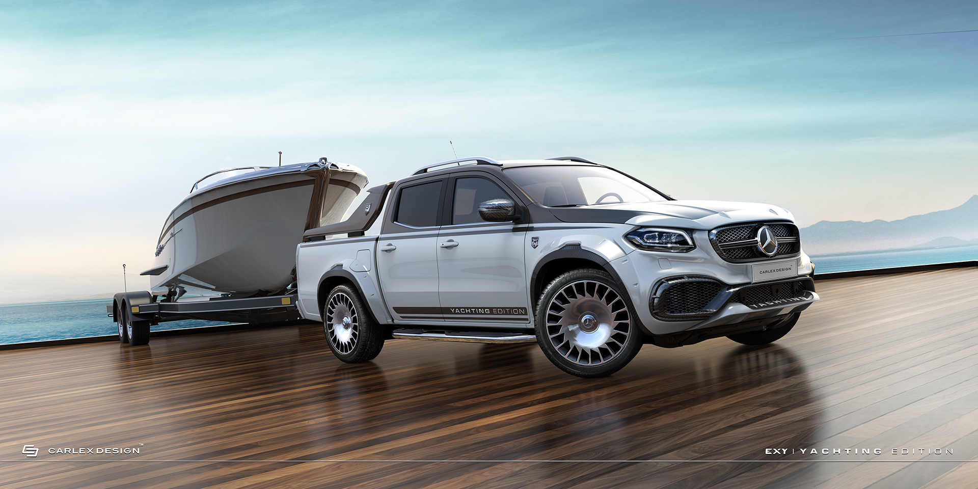 2018 mercedes x class by carlex design top speed. Black Bedroom Furniture Sets. Home Design Ideas