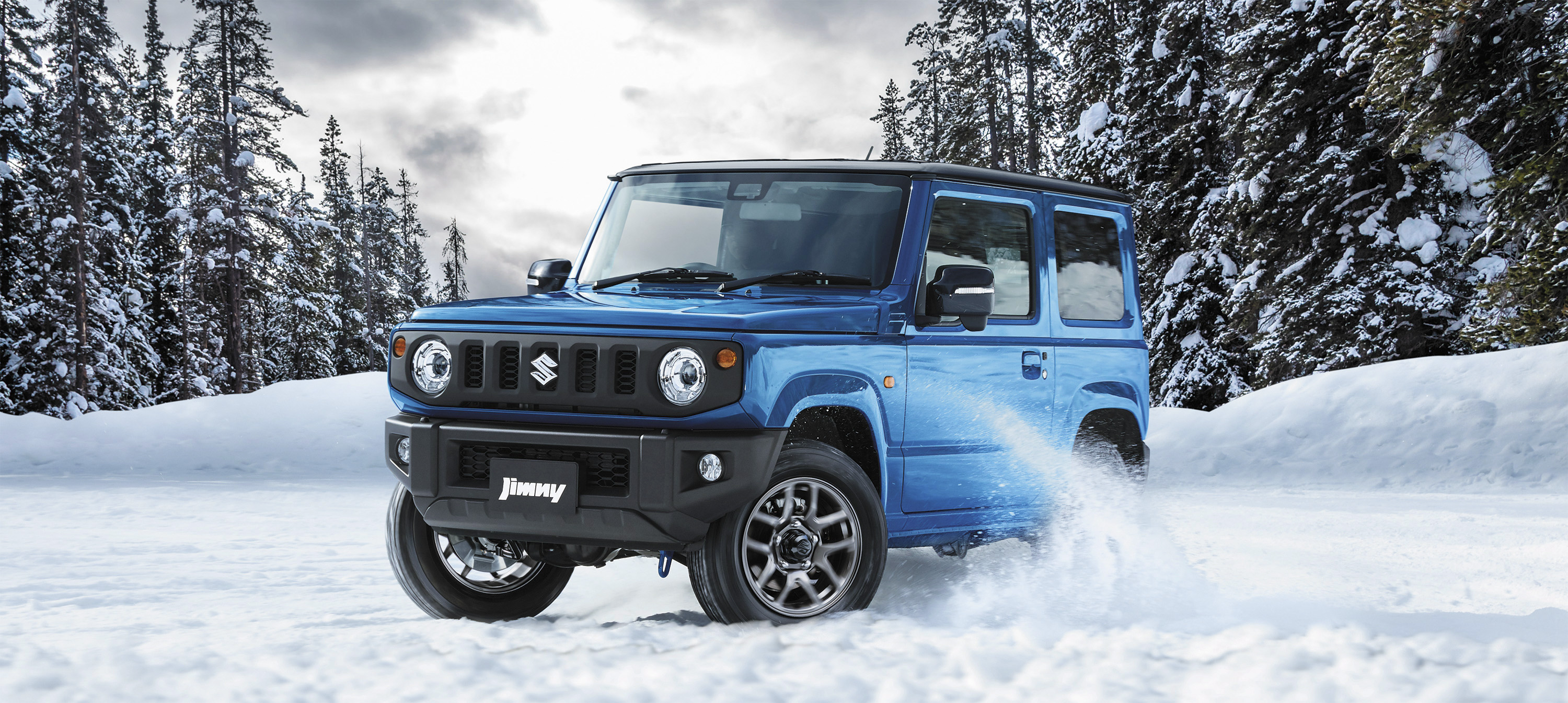 2019 Suzuki Jimny | Top Speed