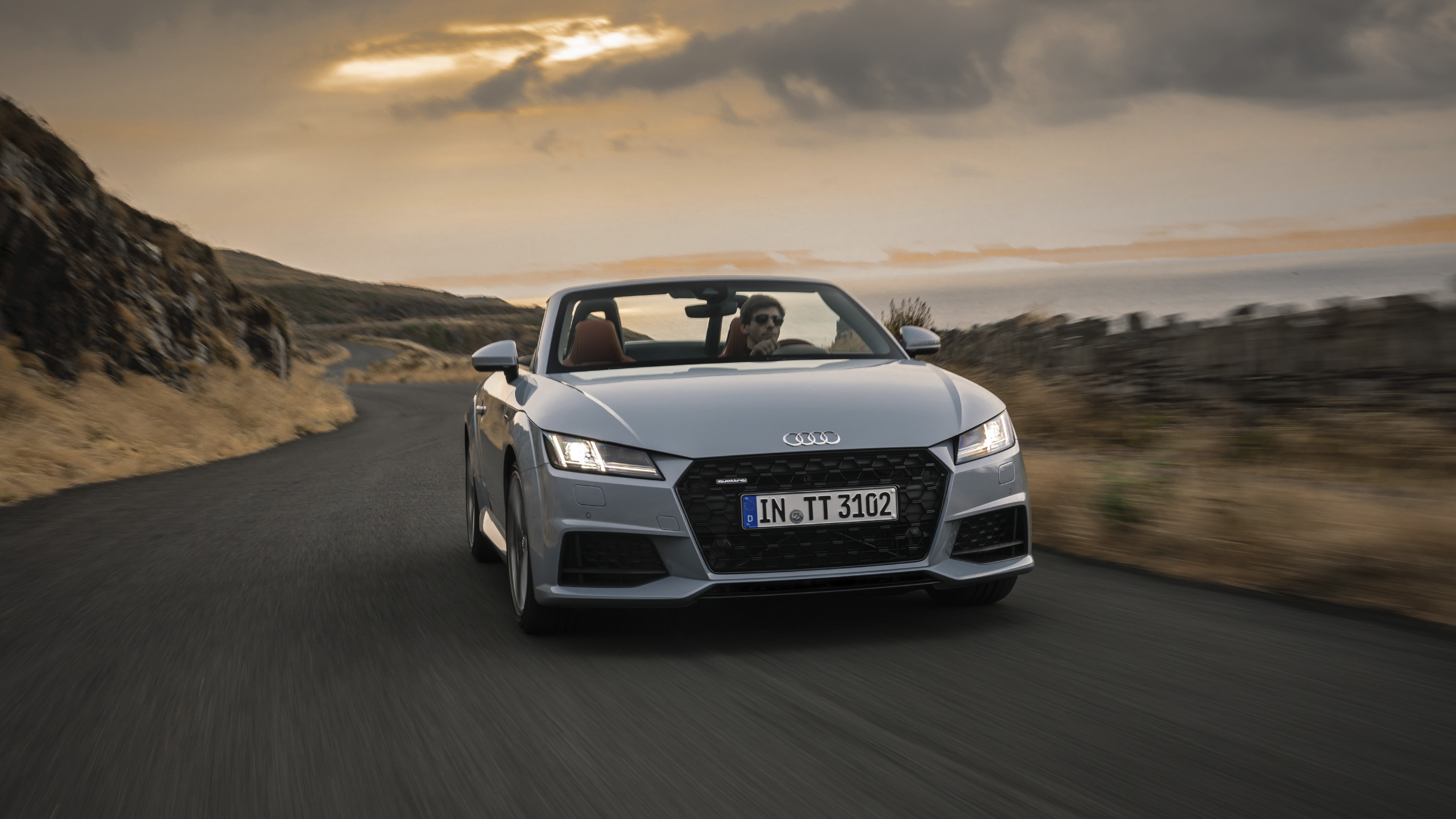 the 2019 audi tt is fresher meaner more tech savvy and quick tempered top speed. Black Bedroom Furniture Sets. Home Design Ideas
