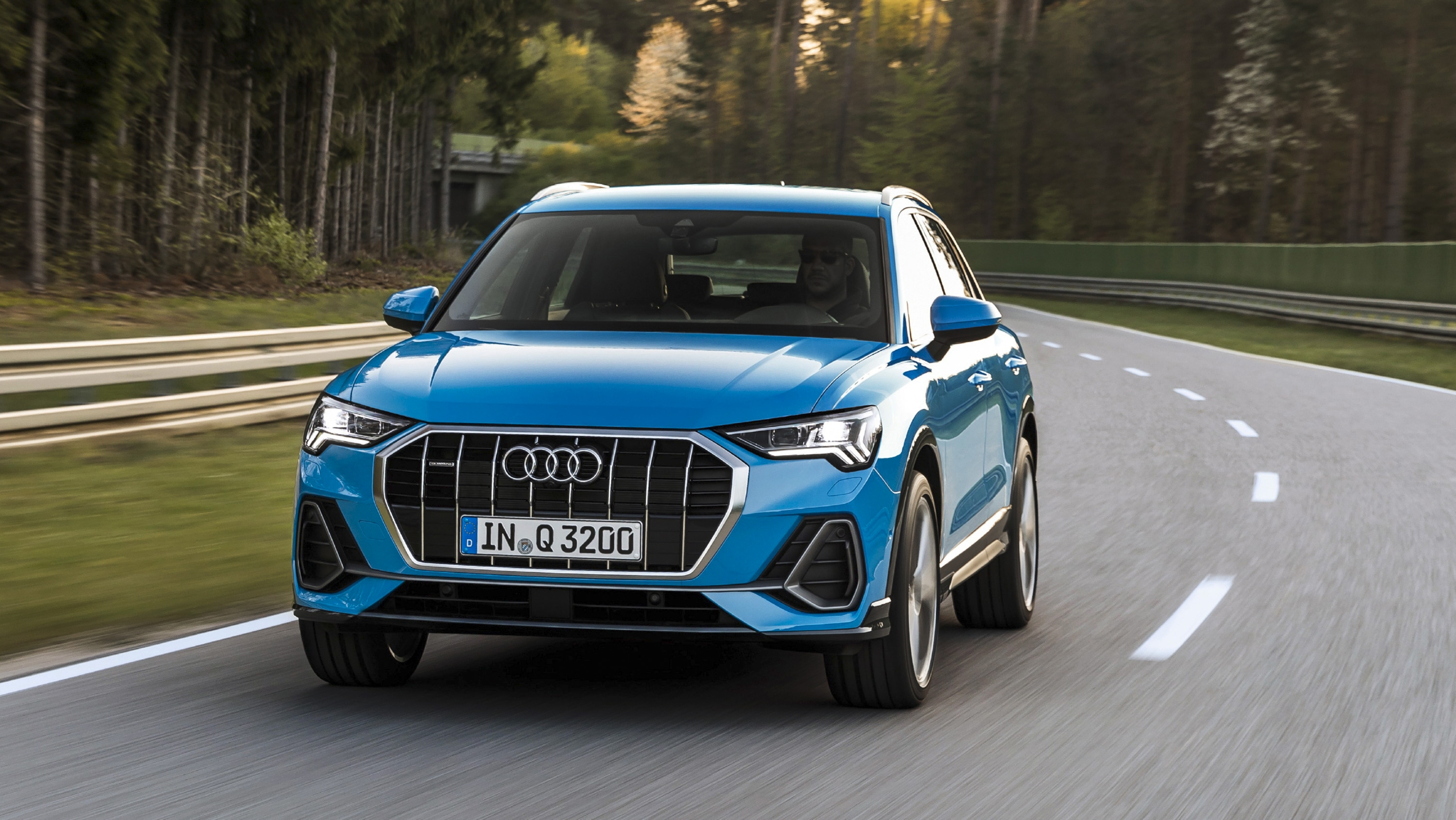 Audi Q3 Grey Chronos Audi Q3 Review