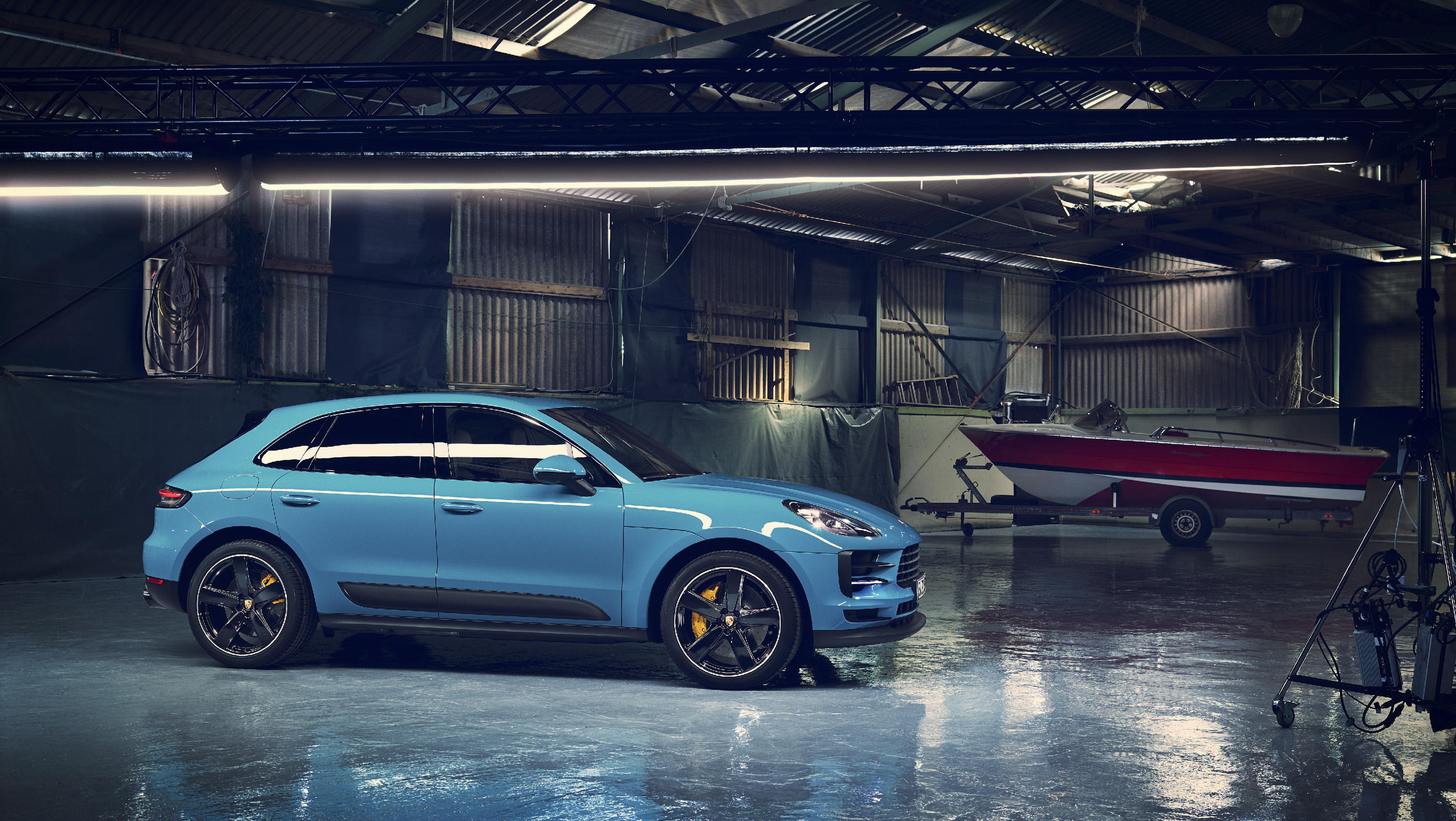 Led Lights For Cars >> Wallpaper Of The Day: 2019 Porsche Macan | Top Speed