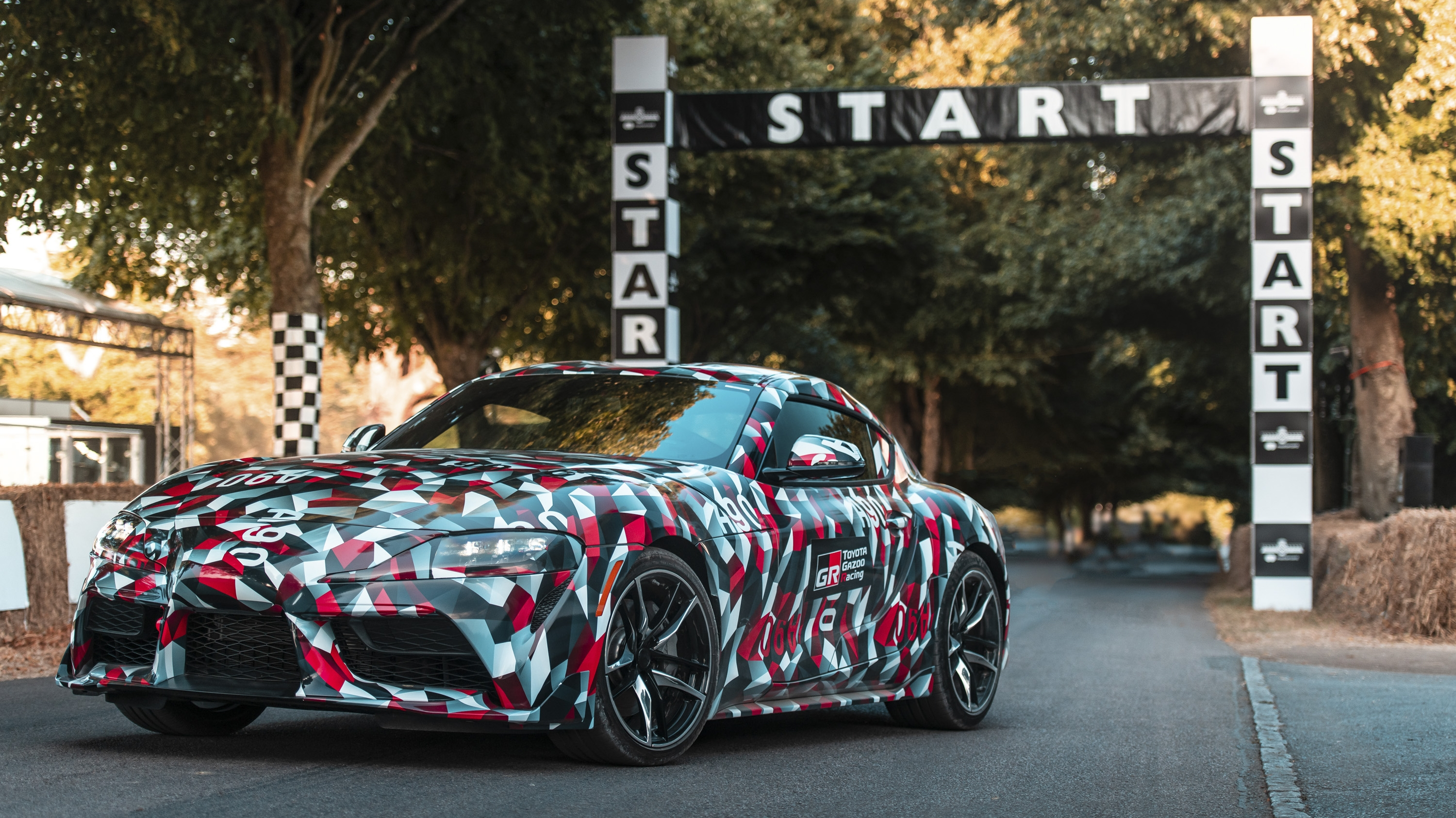 Toyota Will Bolster Supra Engine Lineup With A Four-Banger
