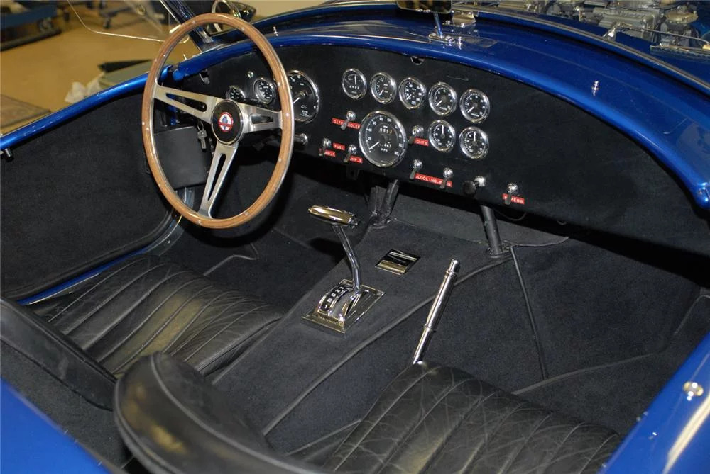 1966 Shelby Cobra 427 Super Snake | Top Speed
