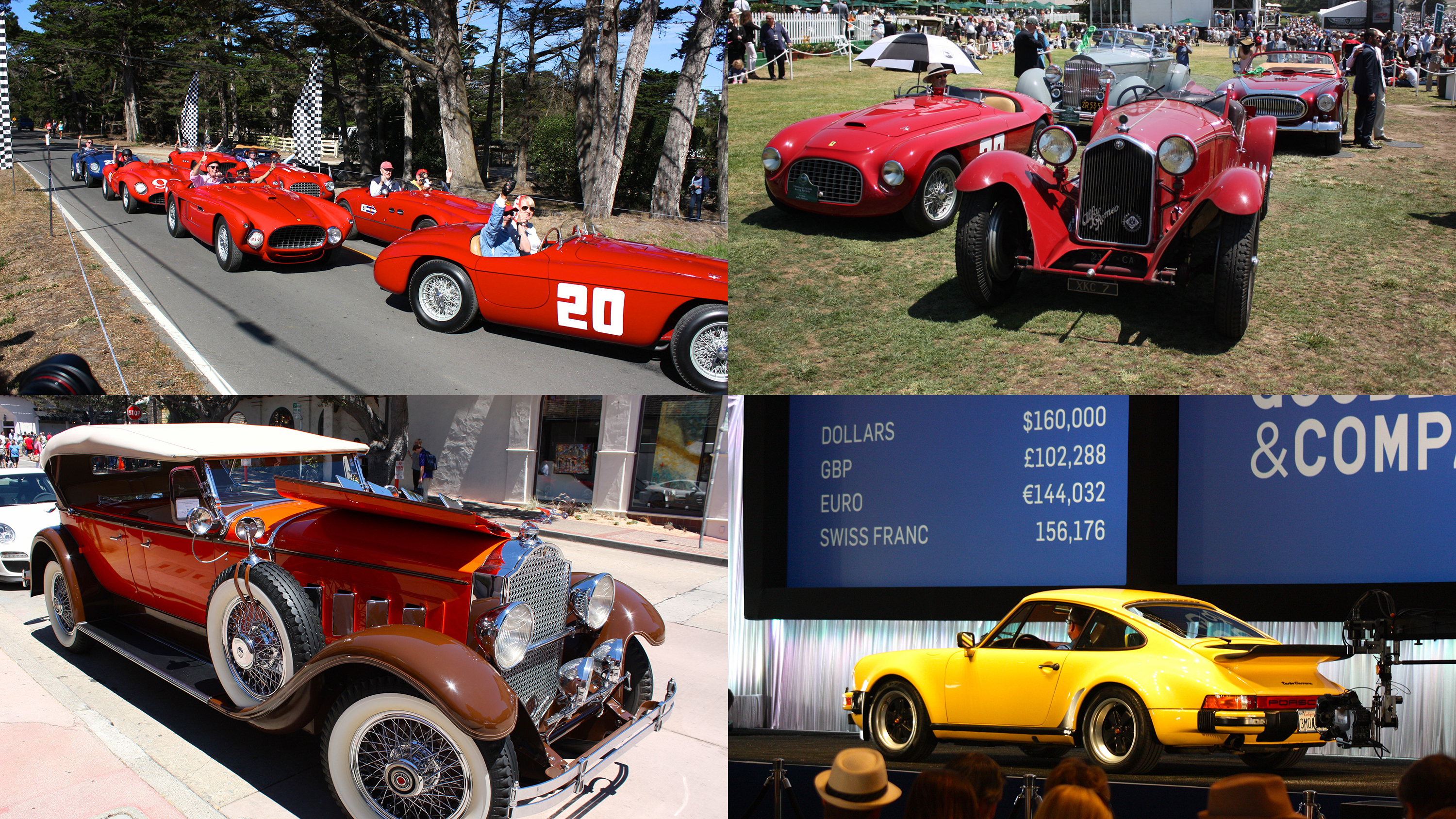 Monterey Car Week Preview Top Speed - Quail car show tickets price