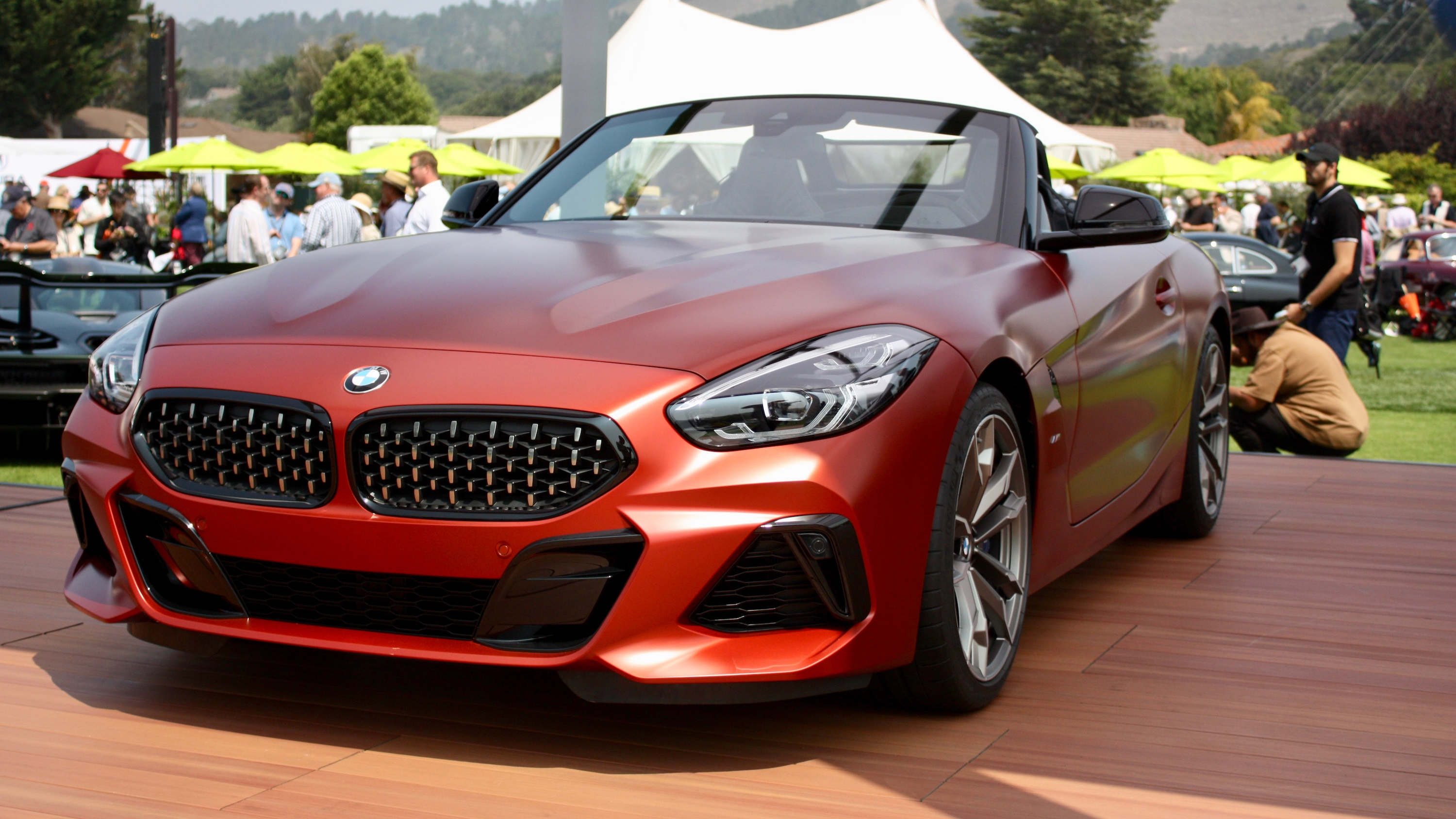 2019 Bmw Z4 Top Speed