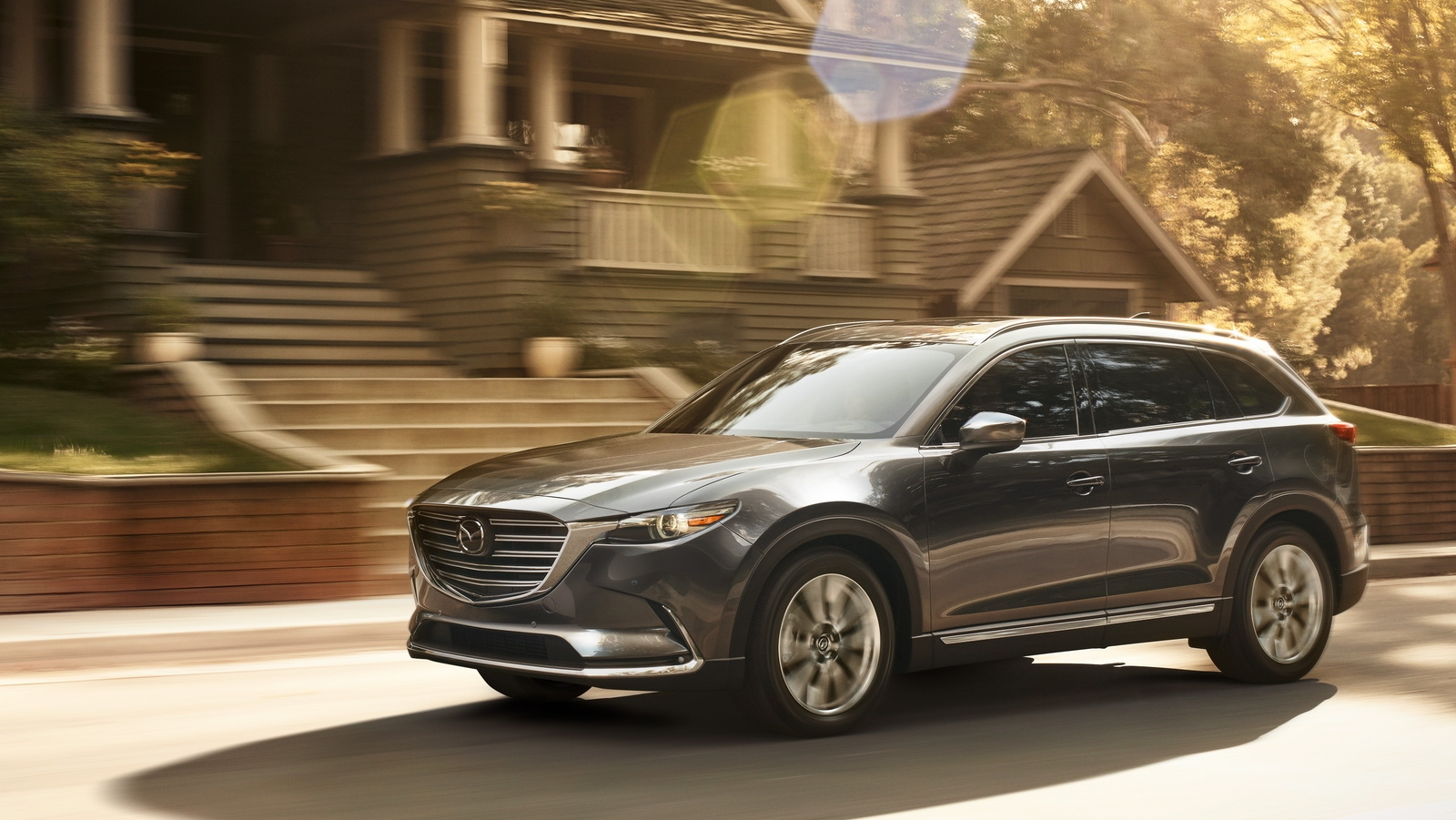 2019 Mazda CX-9 With Much More Gear For A Bit More Money ...
