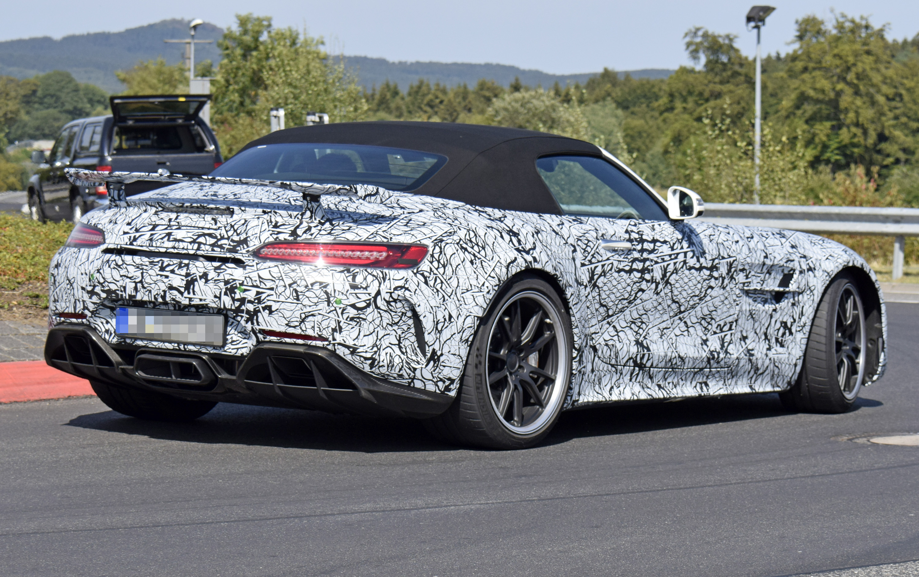 2019 Mercedes Amg Gt R Roadster Top Speed