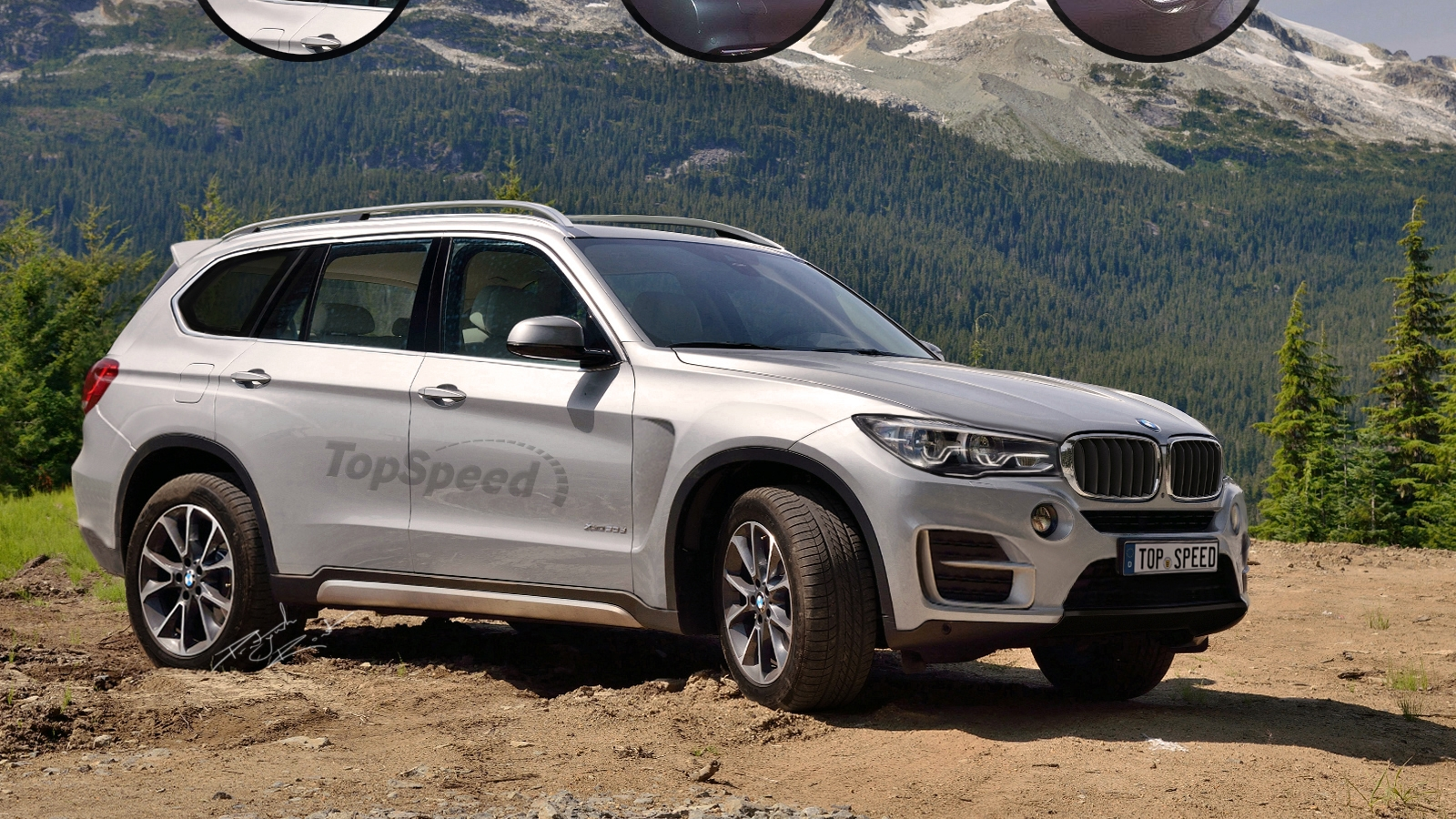 2020 Bmw X7 M Top Speed