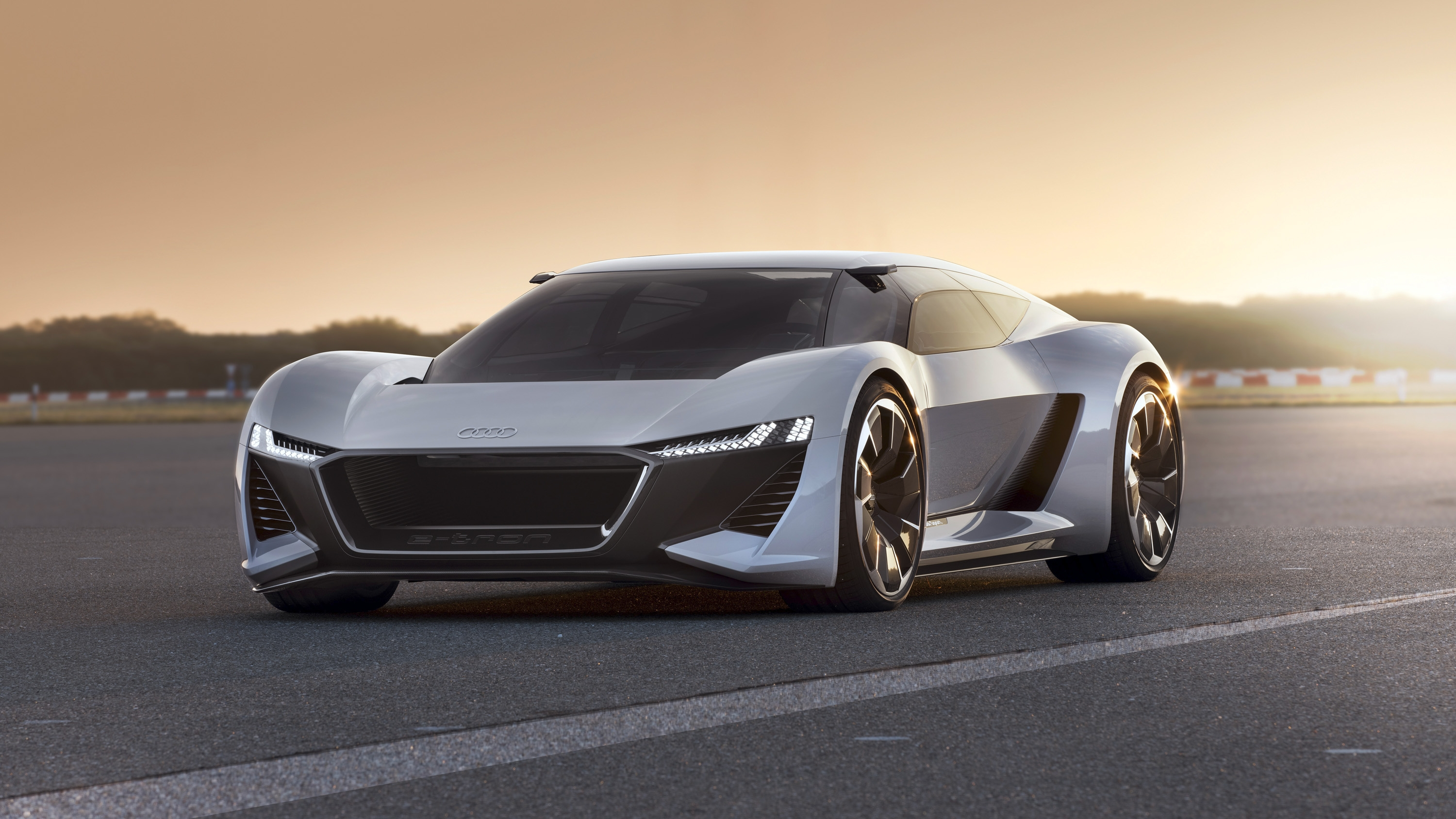 audi pb  tron concept top speed
