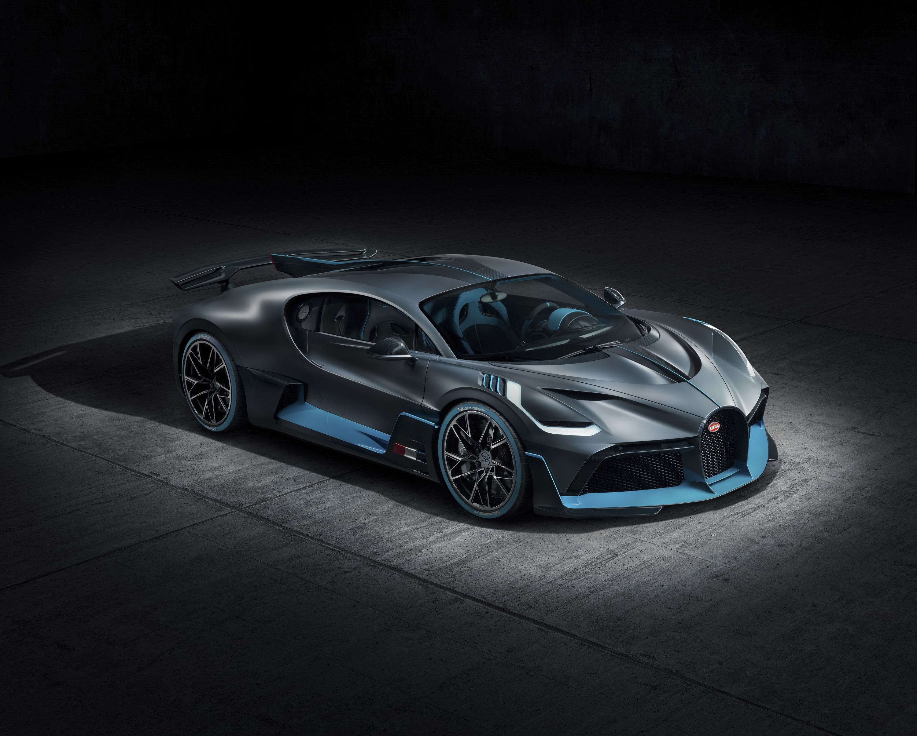 2019 Bugatti Divo Top Speed