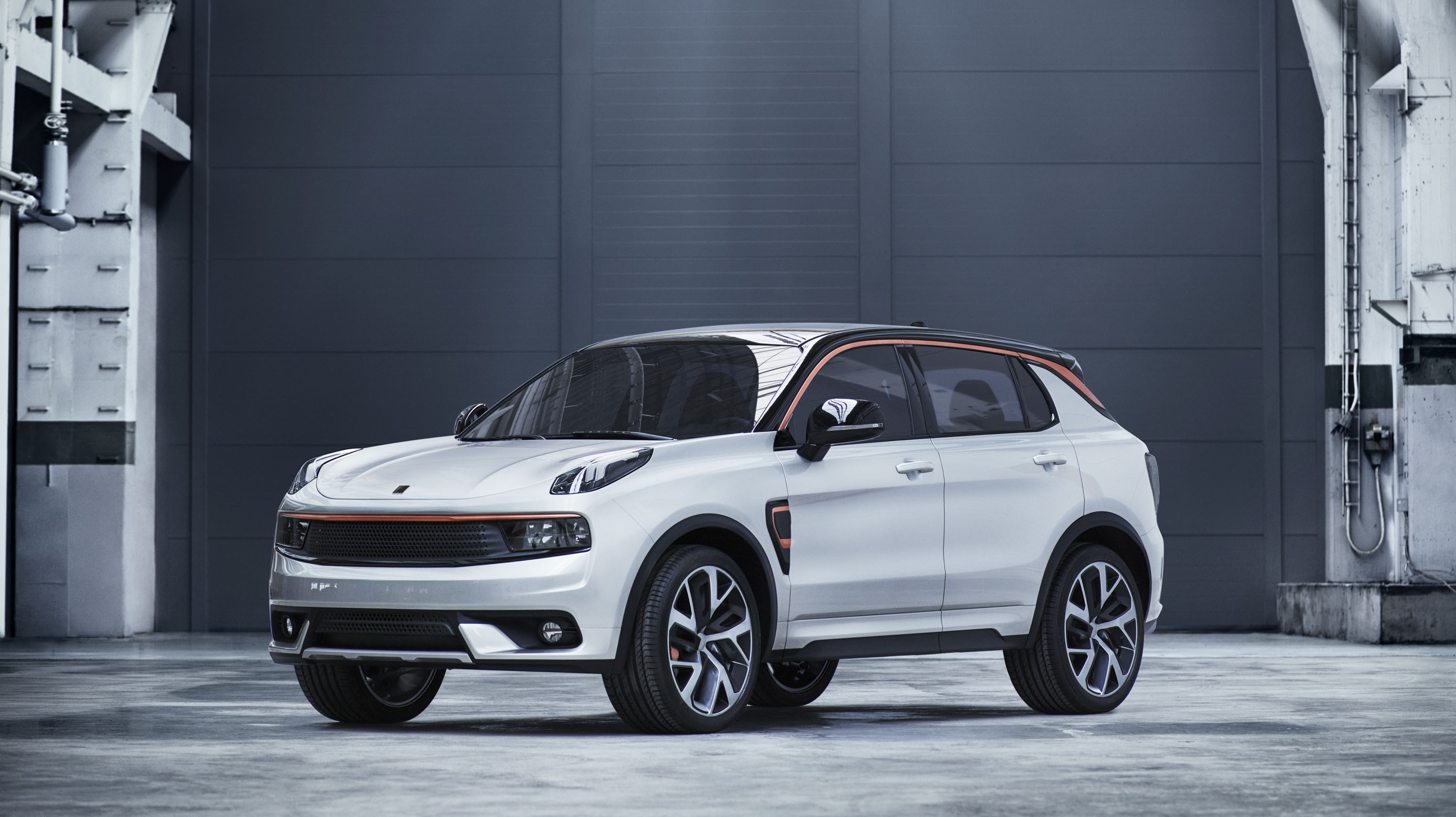 Discover What The Potentially Awesome Lynk & Co Car ...