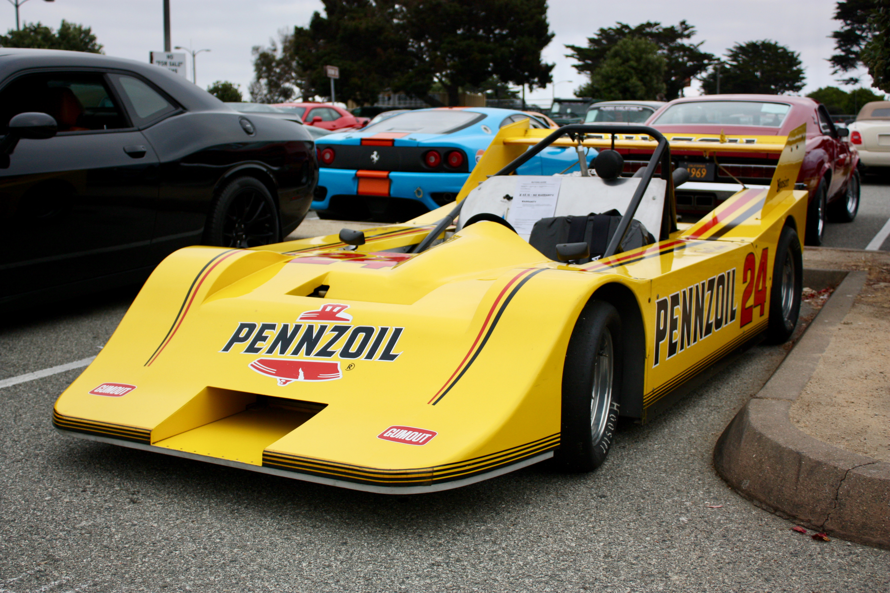 Can Am Car >> 1978 Shakee Can Am Racer Top Speed