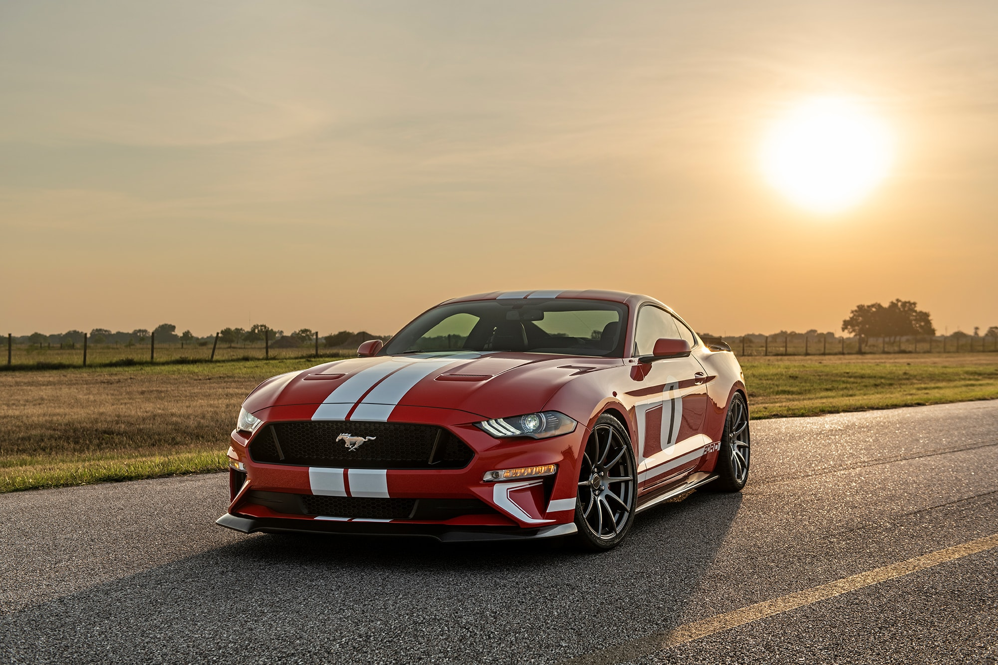 The  Horsepower Hennessey F  Heritage Edition Is Like The Ford Gt Of The Truck World Video Top Speed