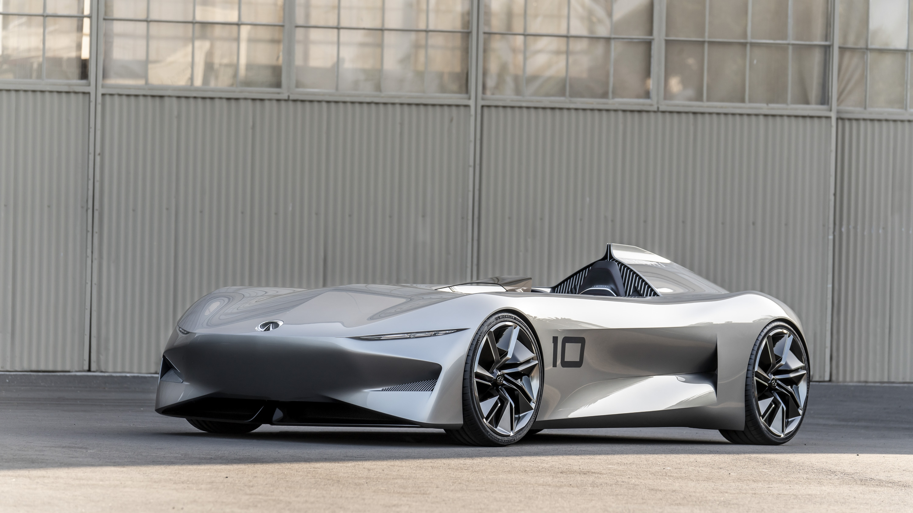 Future Of The Car: 2018 Infinity Prototype 10 Concept