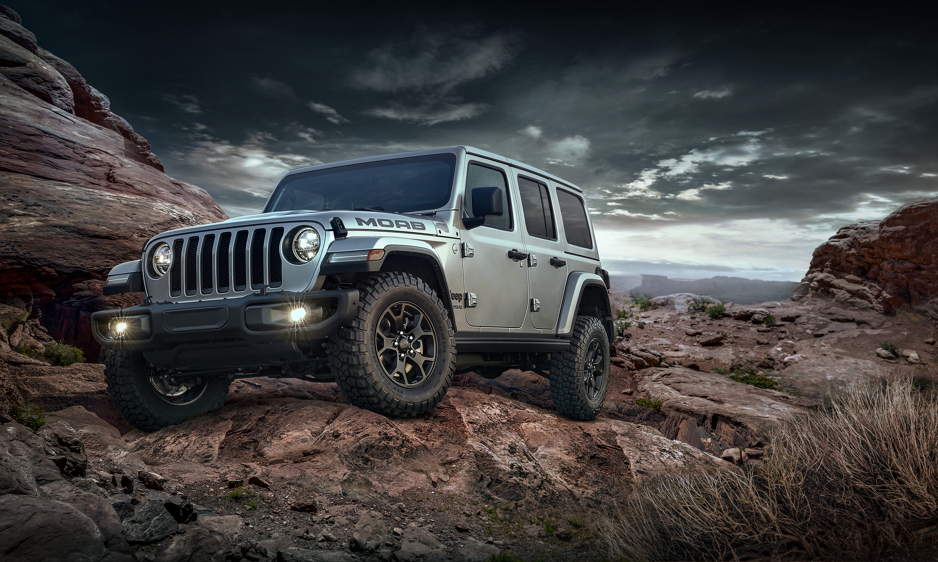 2019 Jeep Wrangler Moab Edition | Top Speed
