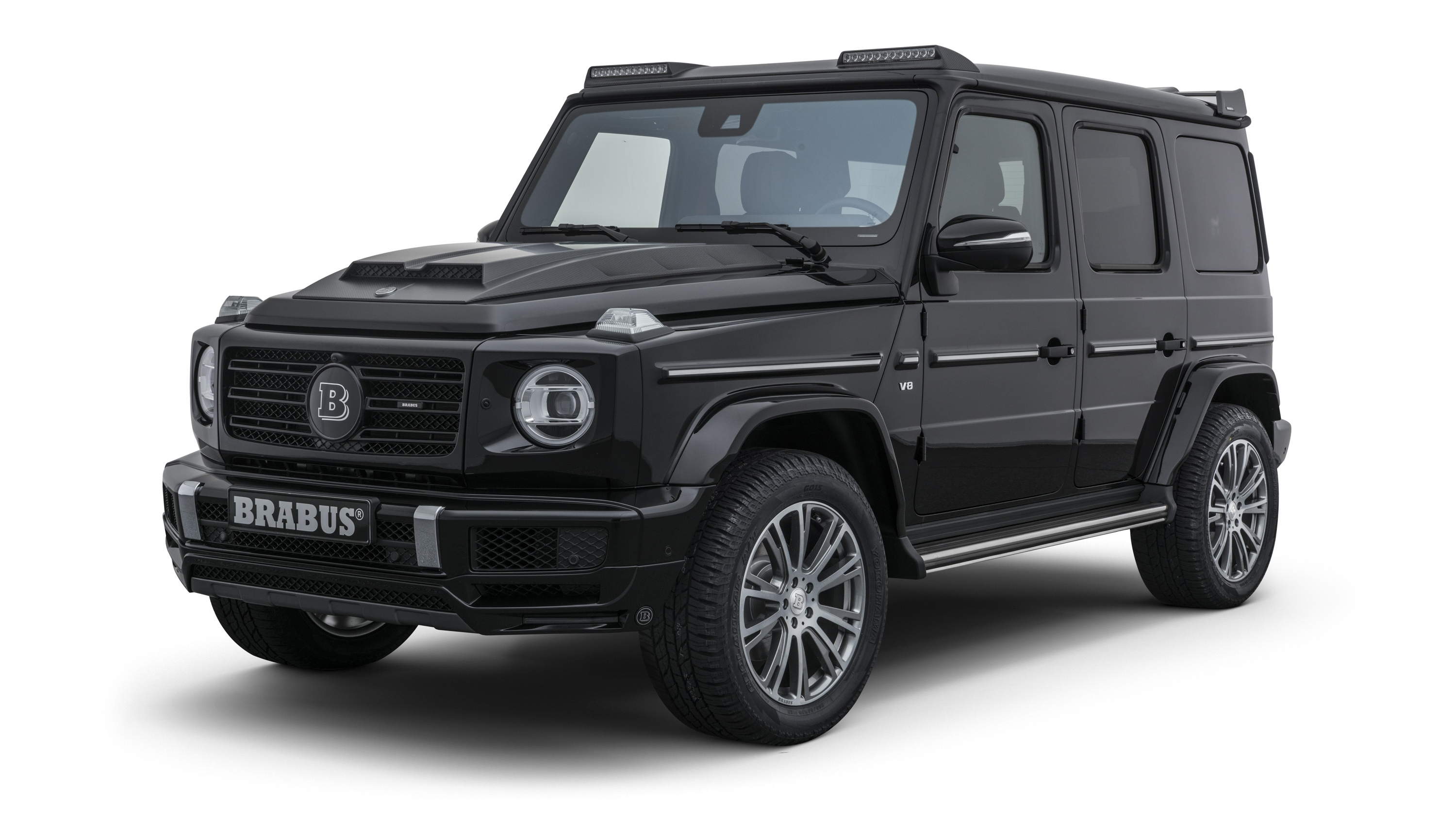 2018 mercedes benz g class g500 by brabus top speed. Black Bedroom Furniture Sets. Home Design Ideas