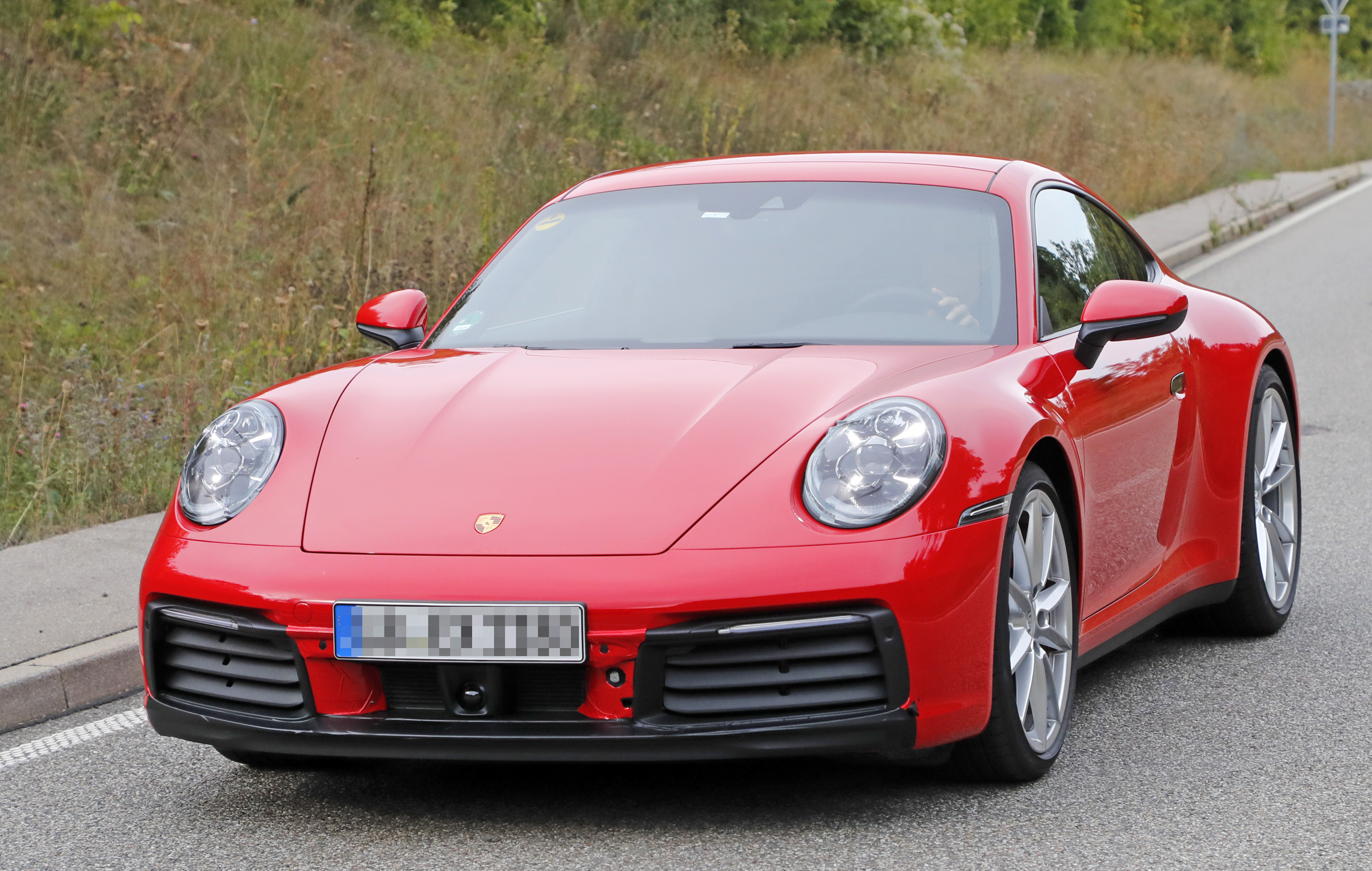 Next-Generation Porsche 911 Caught Camo Free | Top Speed. »