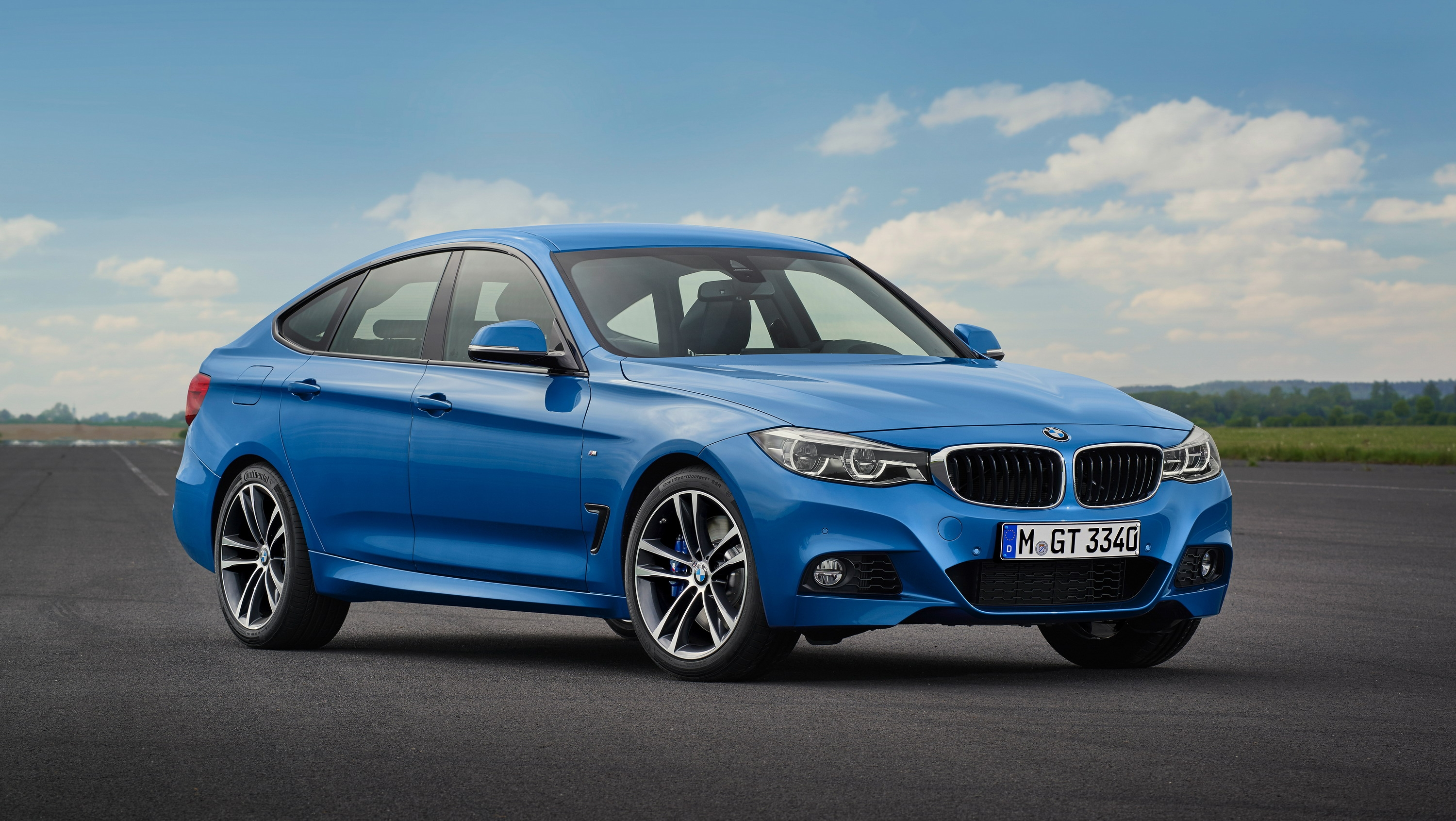 Rumors Say That The Bmw 3 Series Gt Isnt Long For This