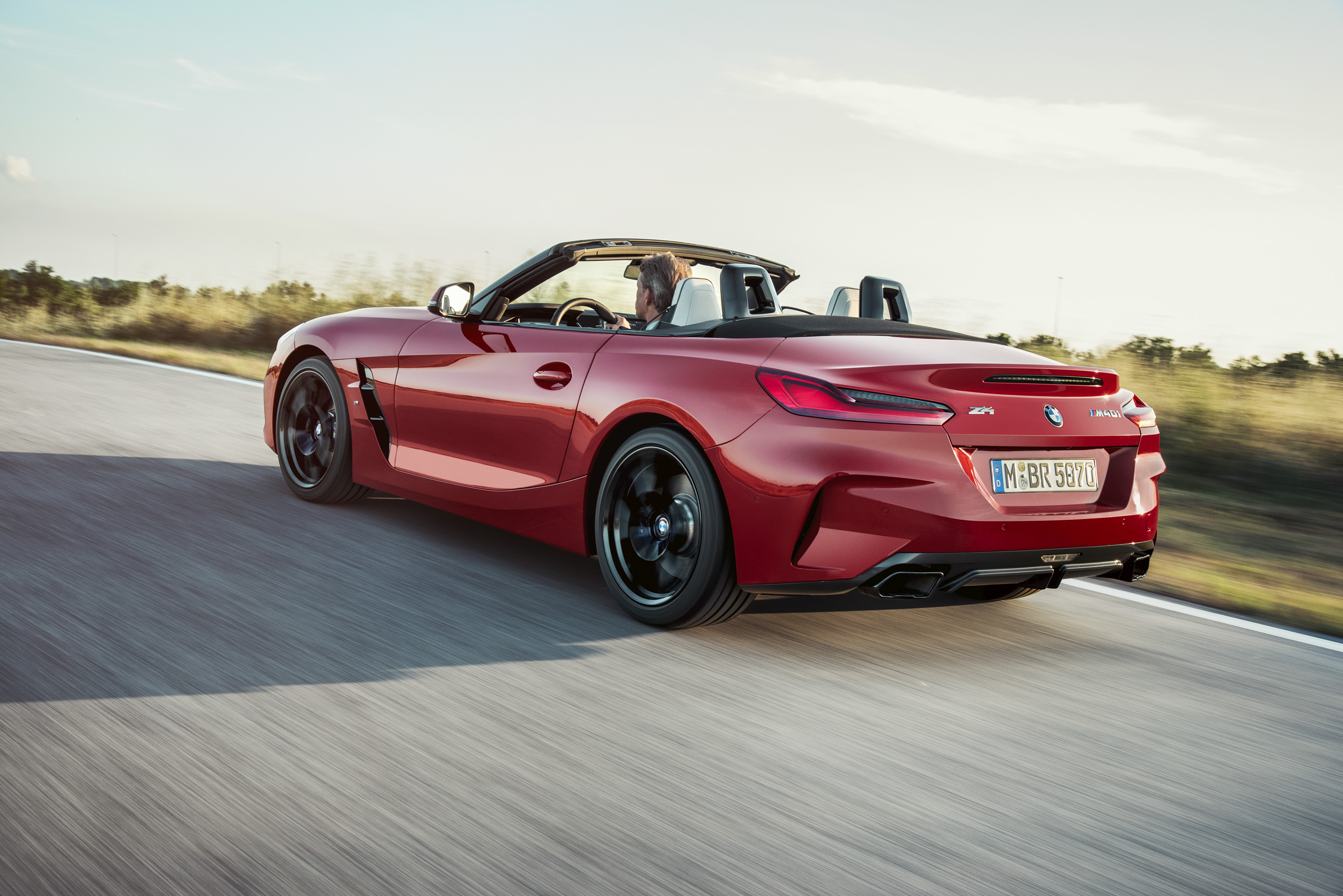 Five Things You Didn T Know About The New Bmw Z4 Top Speed