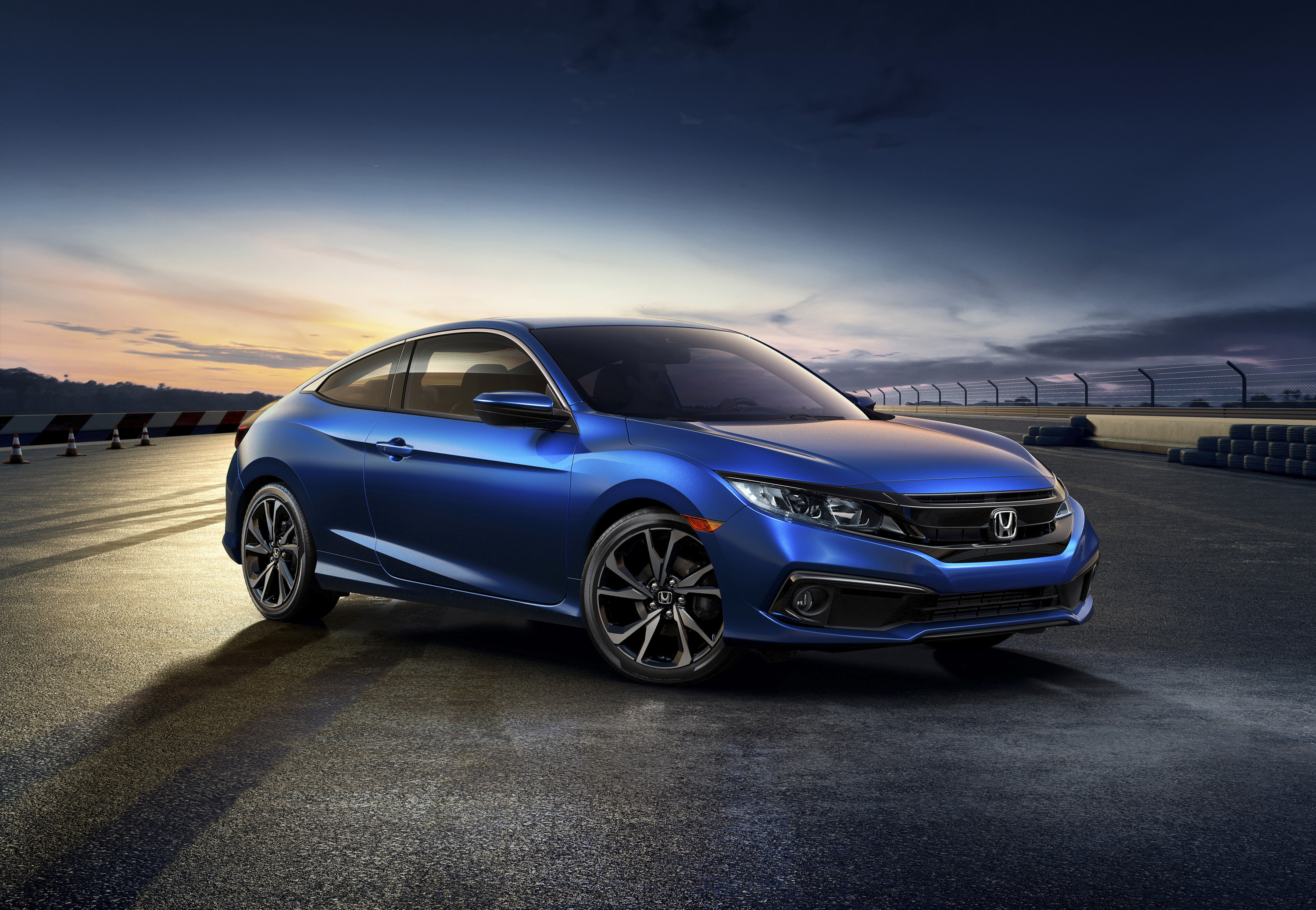 The 2019 Honda Civic Is Safer And Better Looking Top Speed