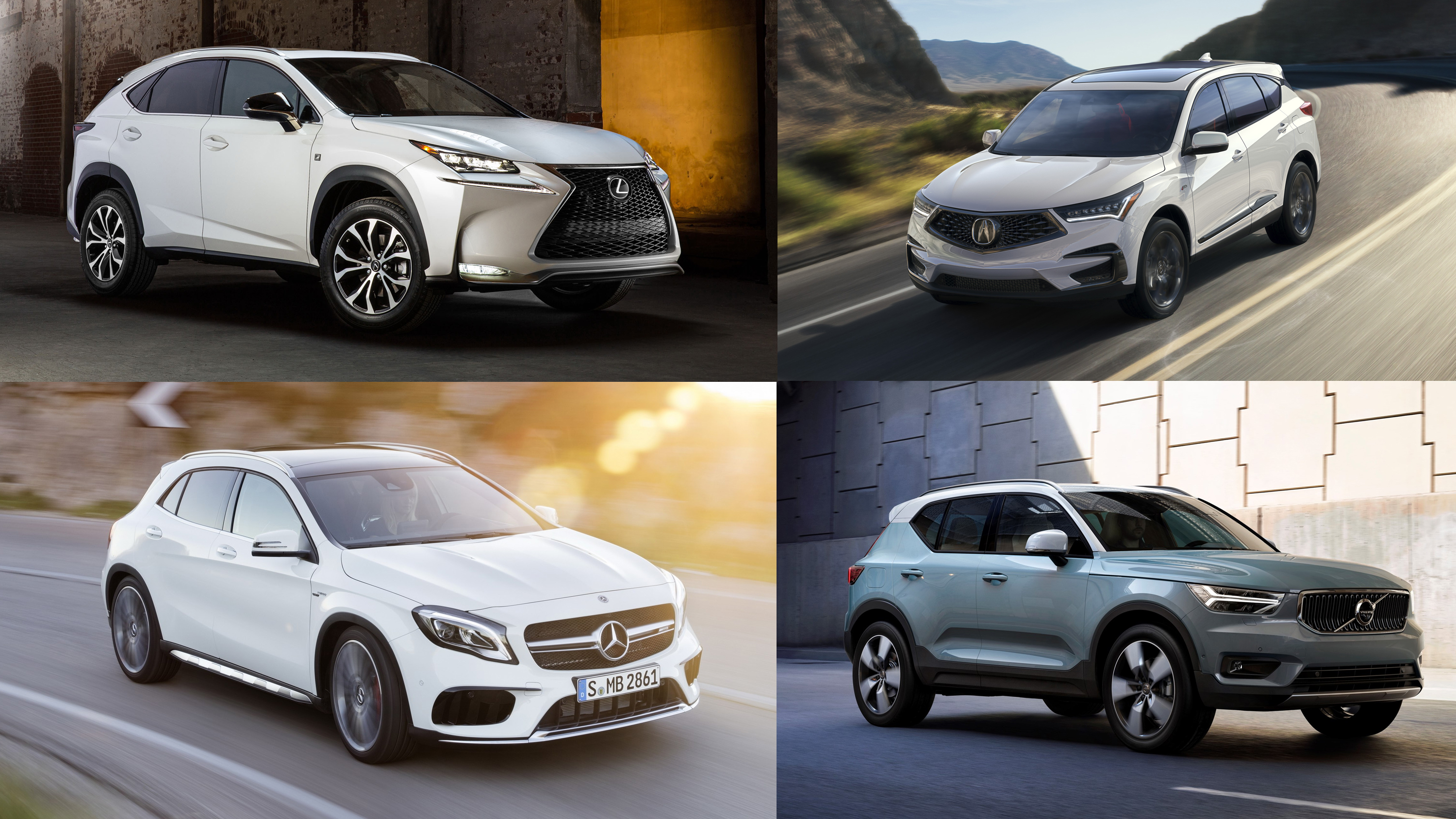 2019 Best Suv Crossover The Best 2019 Luxury SUVs Under $40,000 | Top Speed