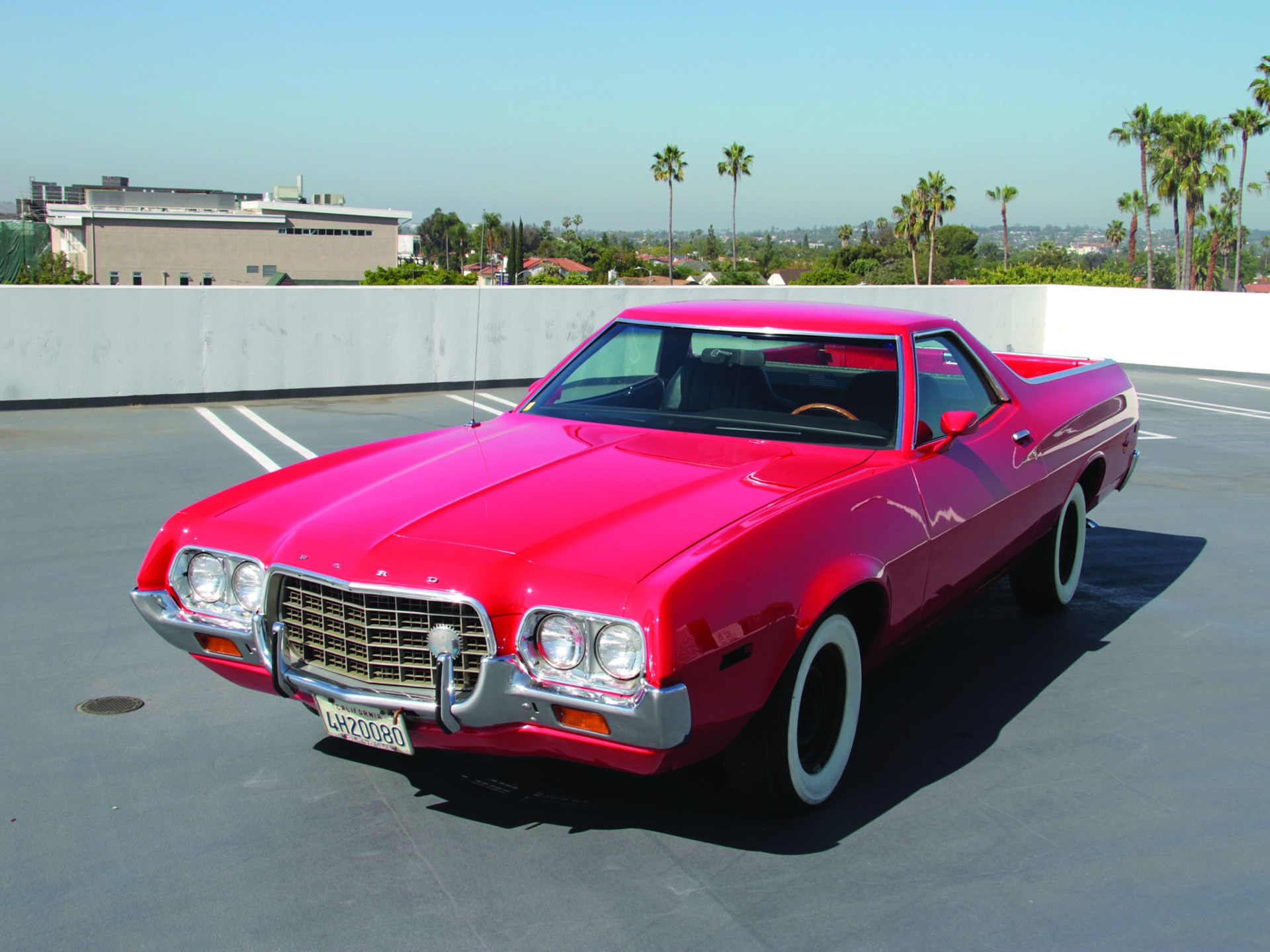 The Ford Ranchero Americas Iconic Utility Coupe Top Speed