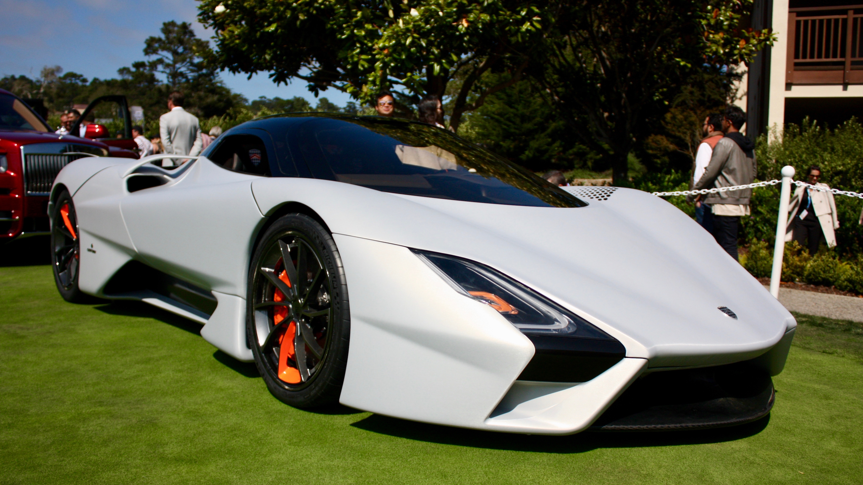 Concours D Elegance >> The SSC Tuatara Is A 1,750-Horsepower Beast With An Eye On 300 MPH And A Thirst For E85 | Top Speed