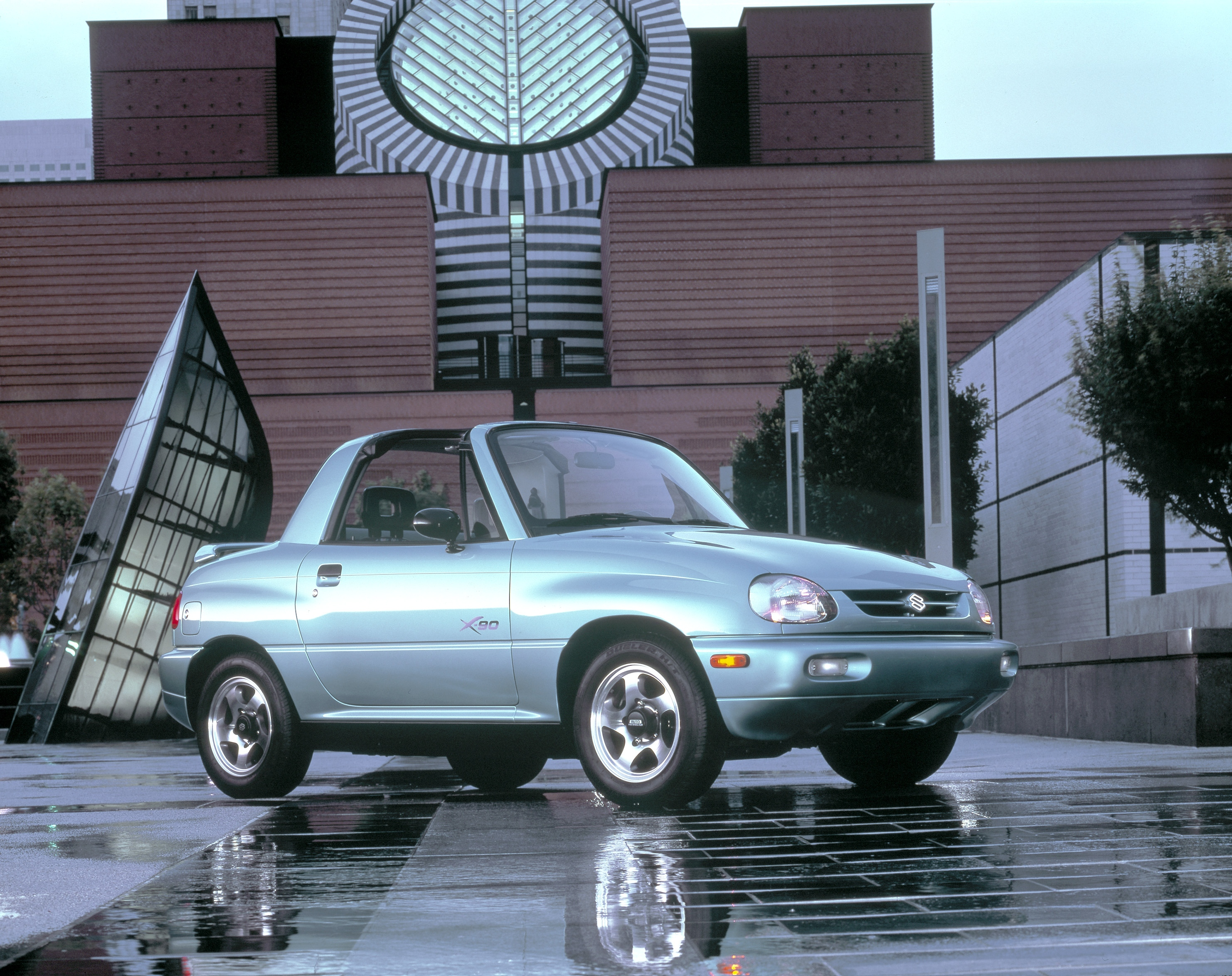 Two Door Suvs Arent Making A Comeback And These Five Oddballs May Suzuki Samurai Four Doors Tell Us Why Top Speed