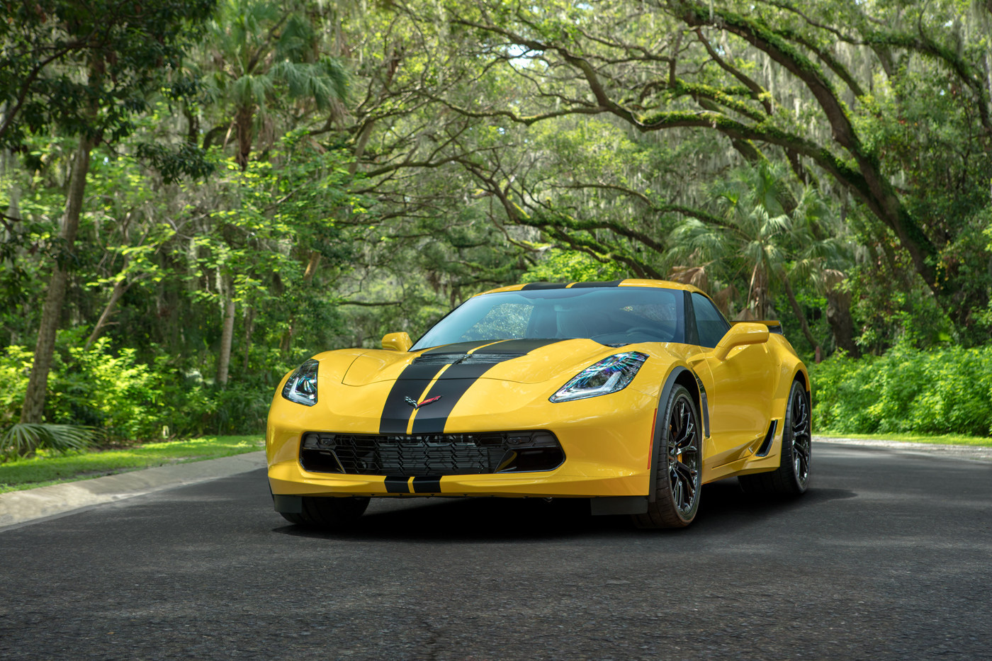 You Can Now Rent A 2018 Chevy Corvette Z06 At Hertz