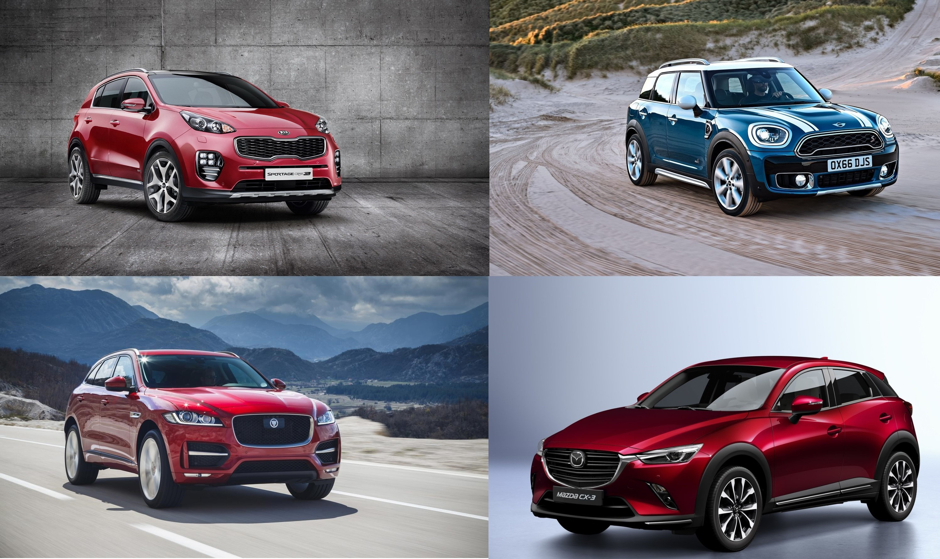 10 best handling crossovers on the market | top speed