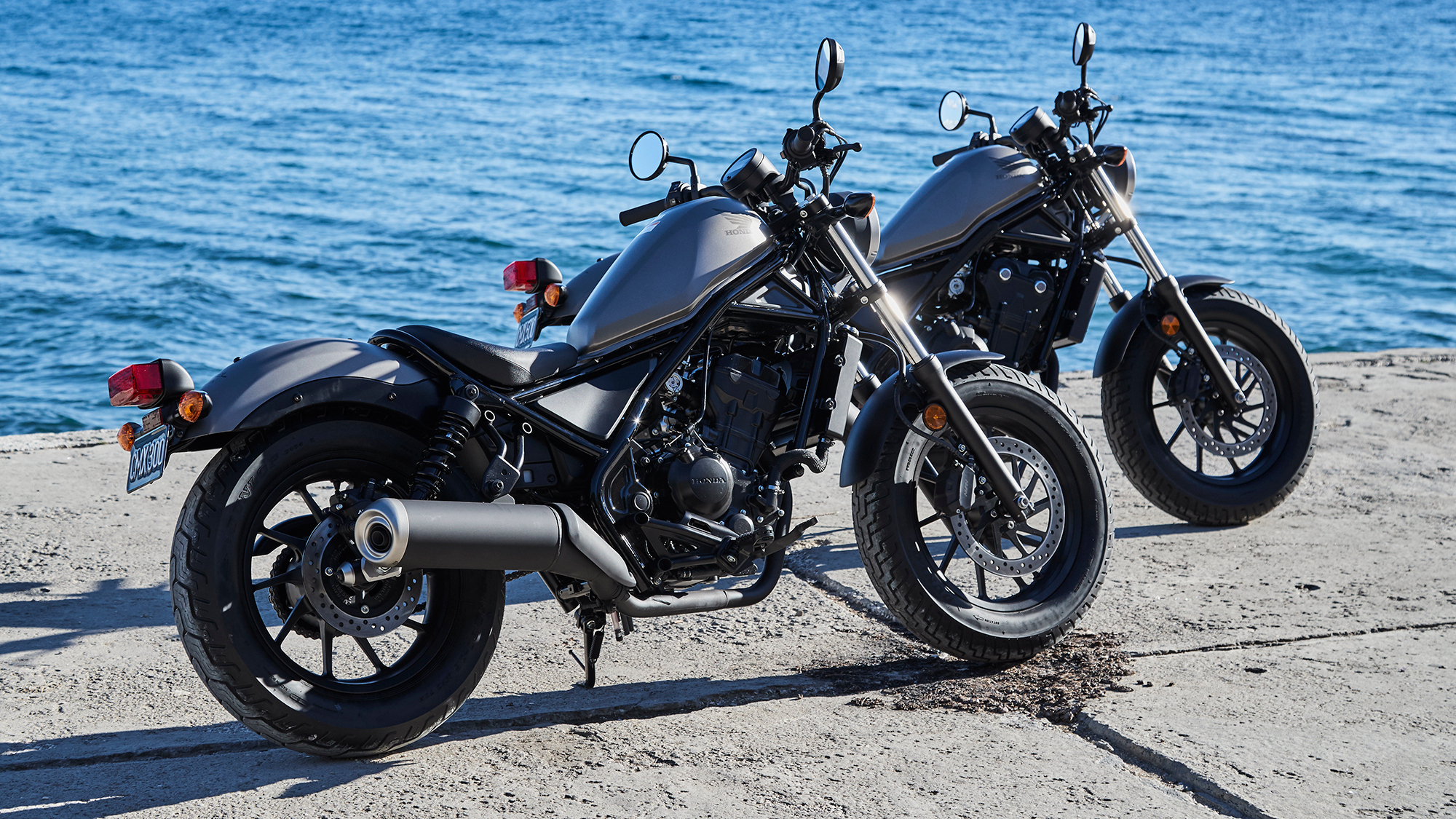 Honda Rebel Reviews, Specs, Prices, Photos And Videos | Top Speed. »