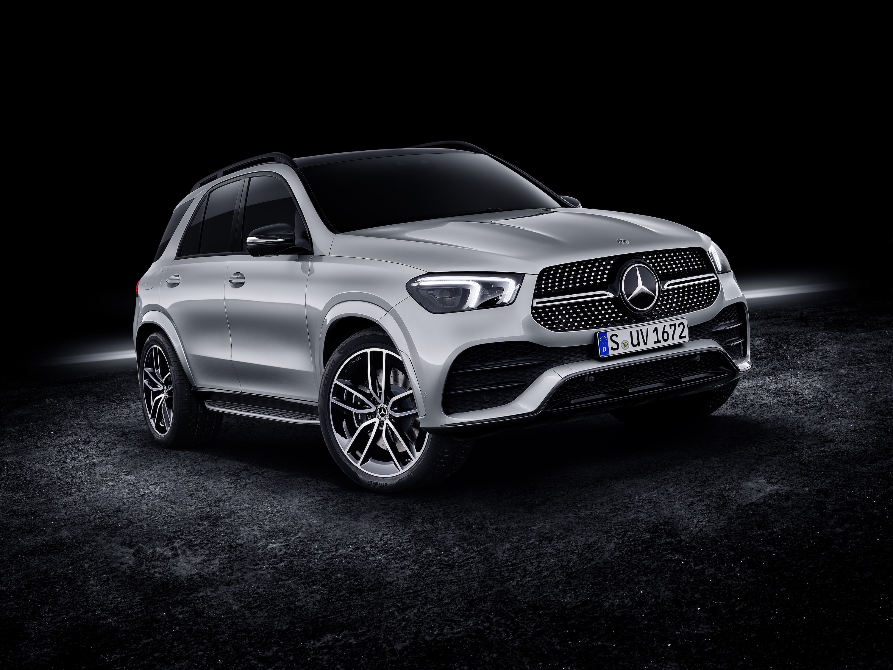 2020 Mercedes-Benz GLE Unveiled   Top Speed